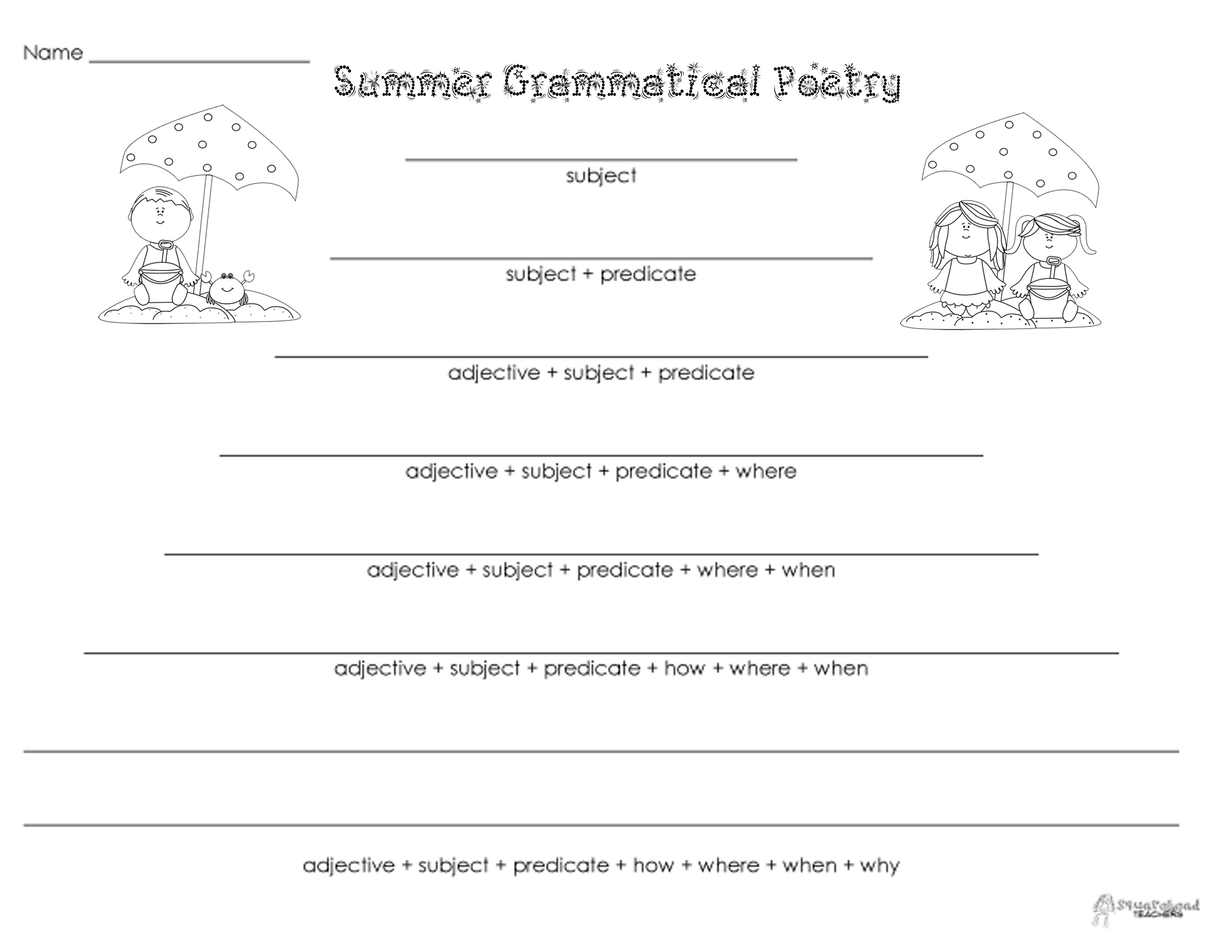 15 Best Images Of Free Science Worksheets For Elementary