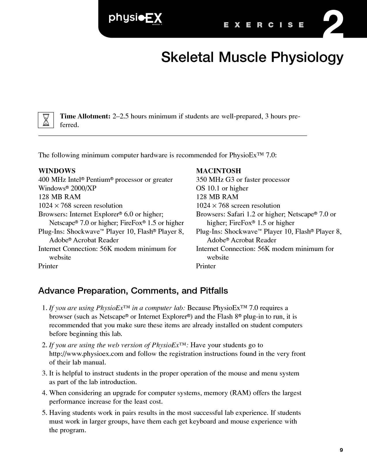 19 Best Images Of Muscle Contraction Worksheet