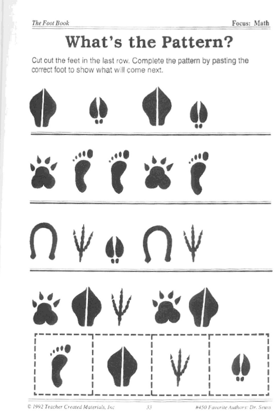 16 Best Images Of Dr Seuss Worksheets For Preschool