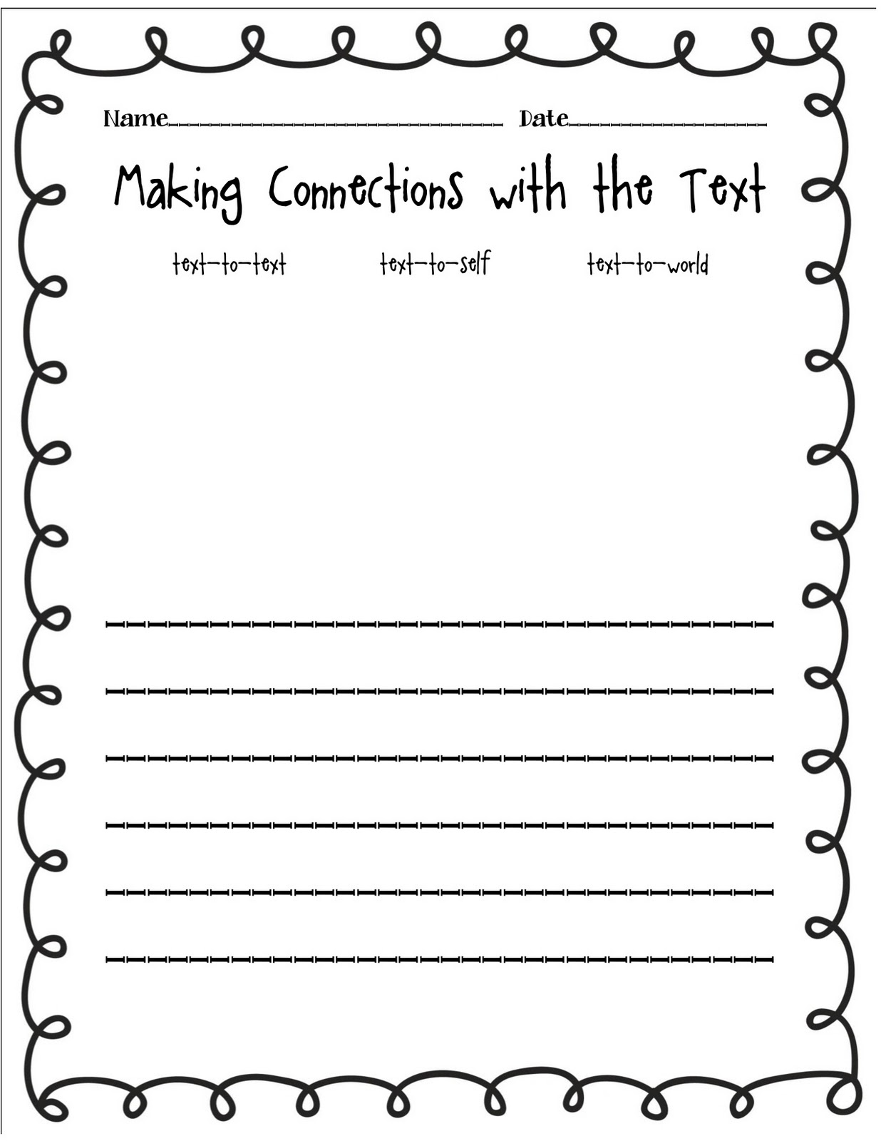 13 Best Images Of Self Care Worksheets