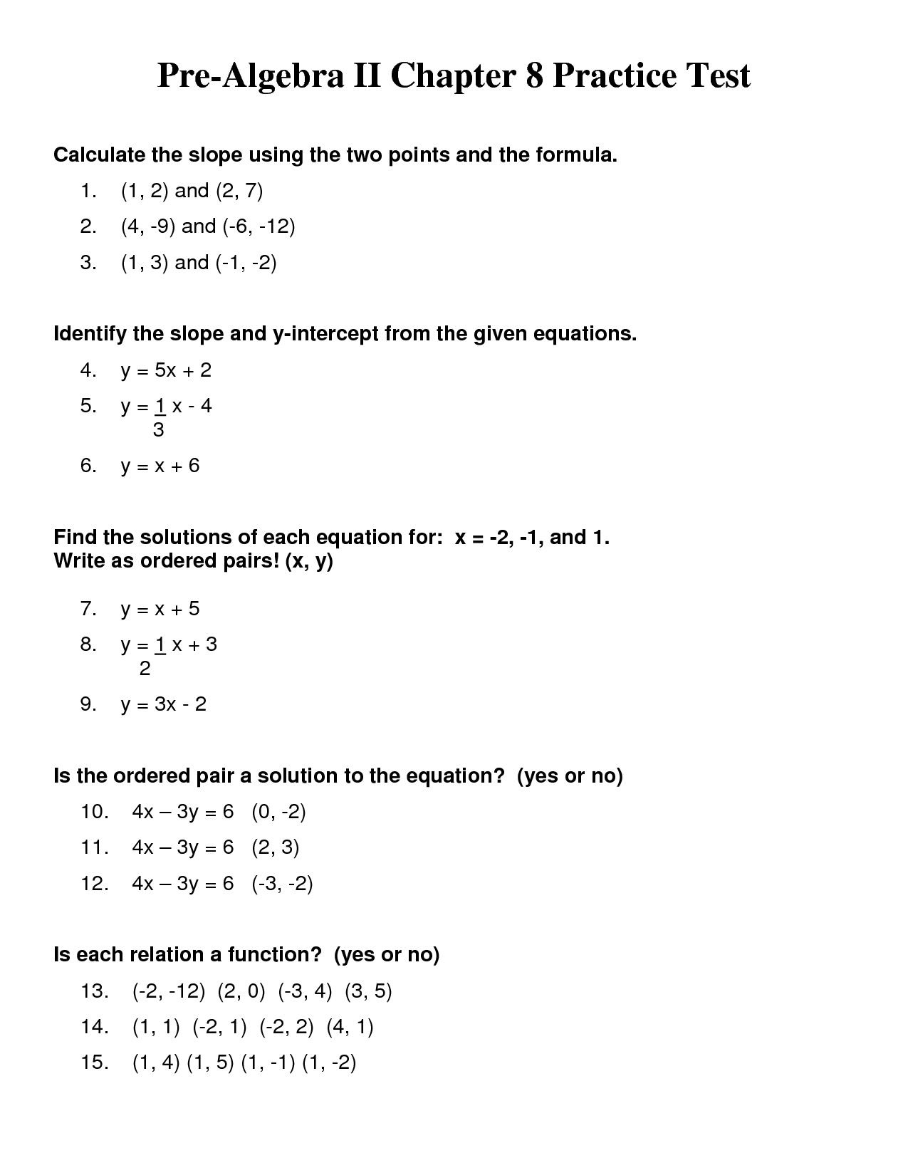 11 Best Images Of Cryptic Quiz Math Worksheet Answers E 9