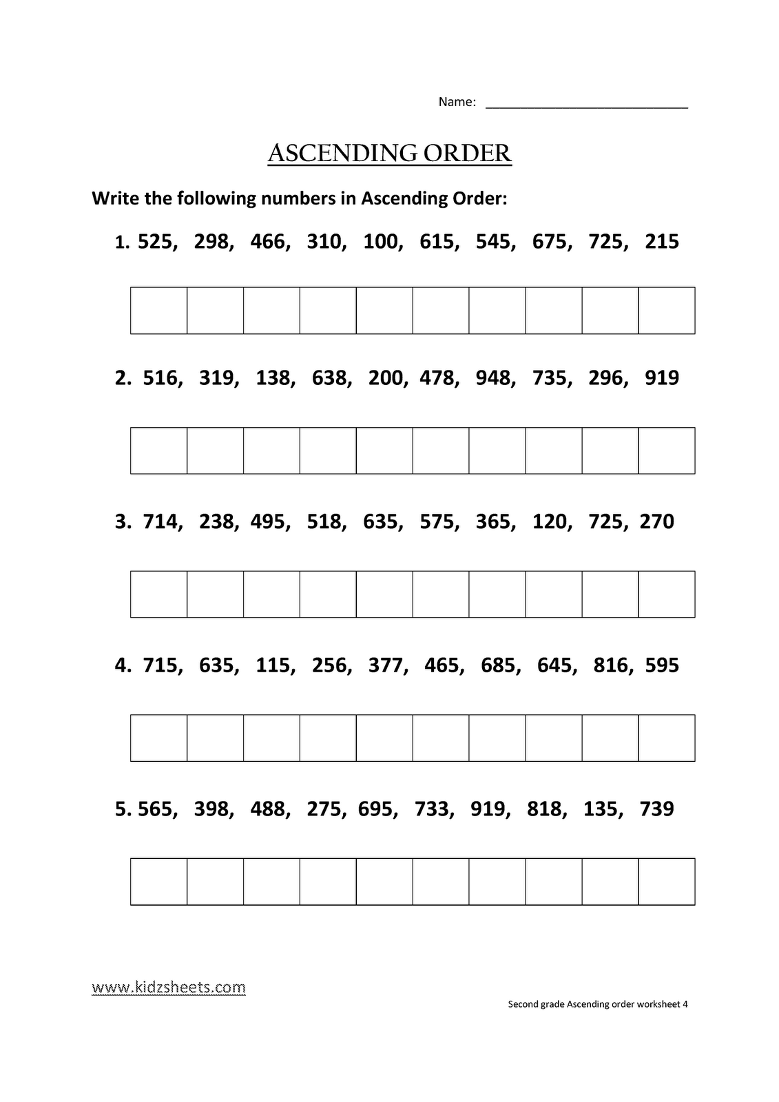 17 Best Images Of Printable Graph Worksheets 2nd Grade