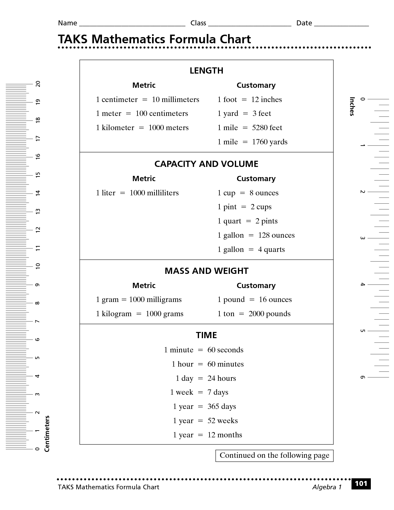 11 Best Images Of Geometry Volume Worksheets