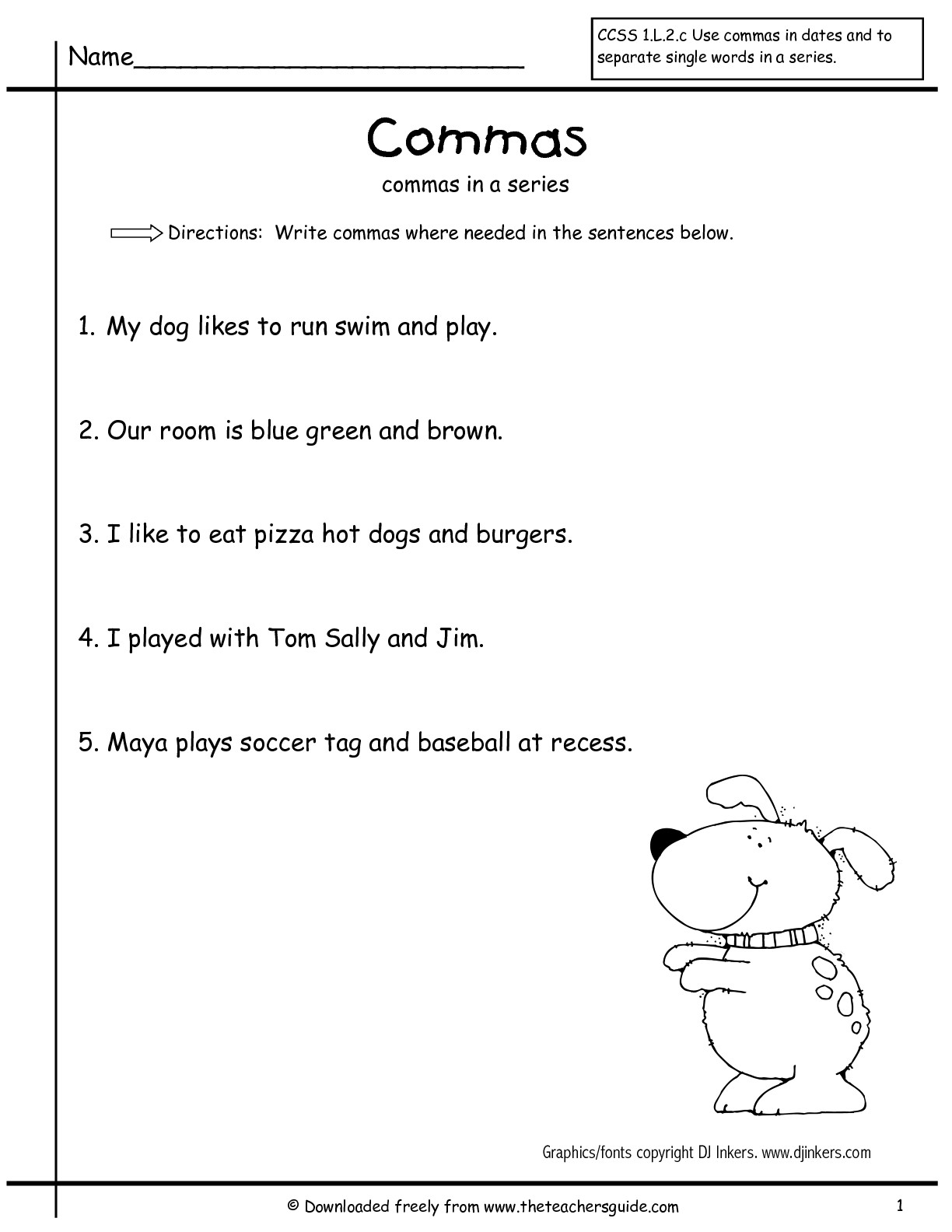 14 Best Images Of 1st Grade Reading Worksheets For Abc
