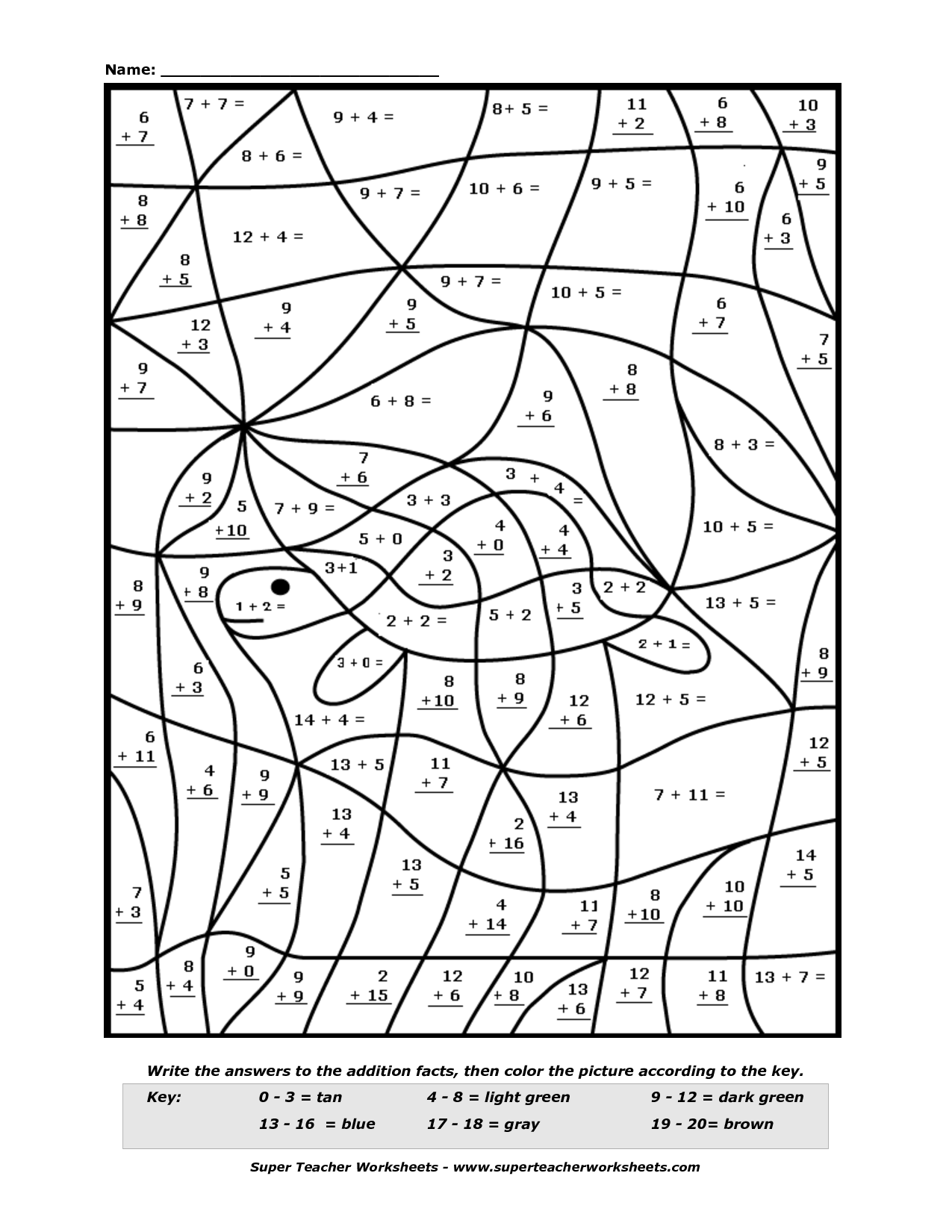 15 Best Images Of Super Teacher Worksheets Coloring Pages