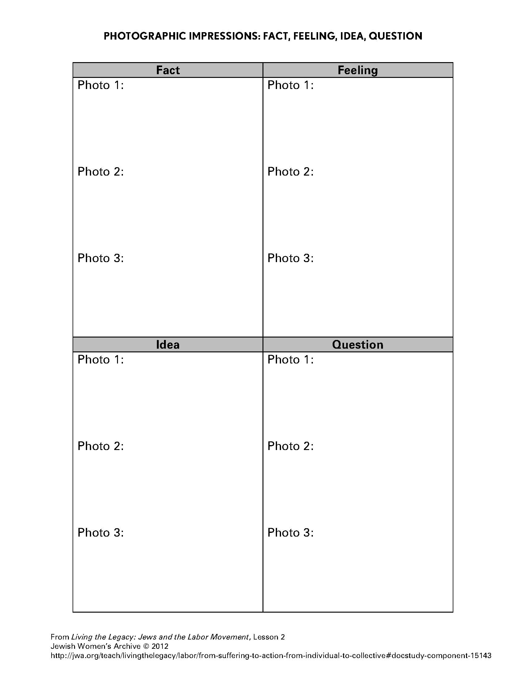 18 Best Images Of How Are You Feeling Worksheet