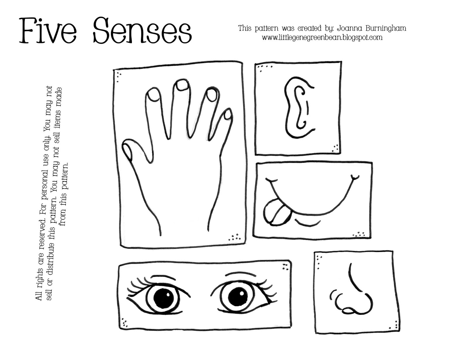 8 Best Images Of Funny Faces Worksheets
