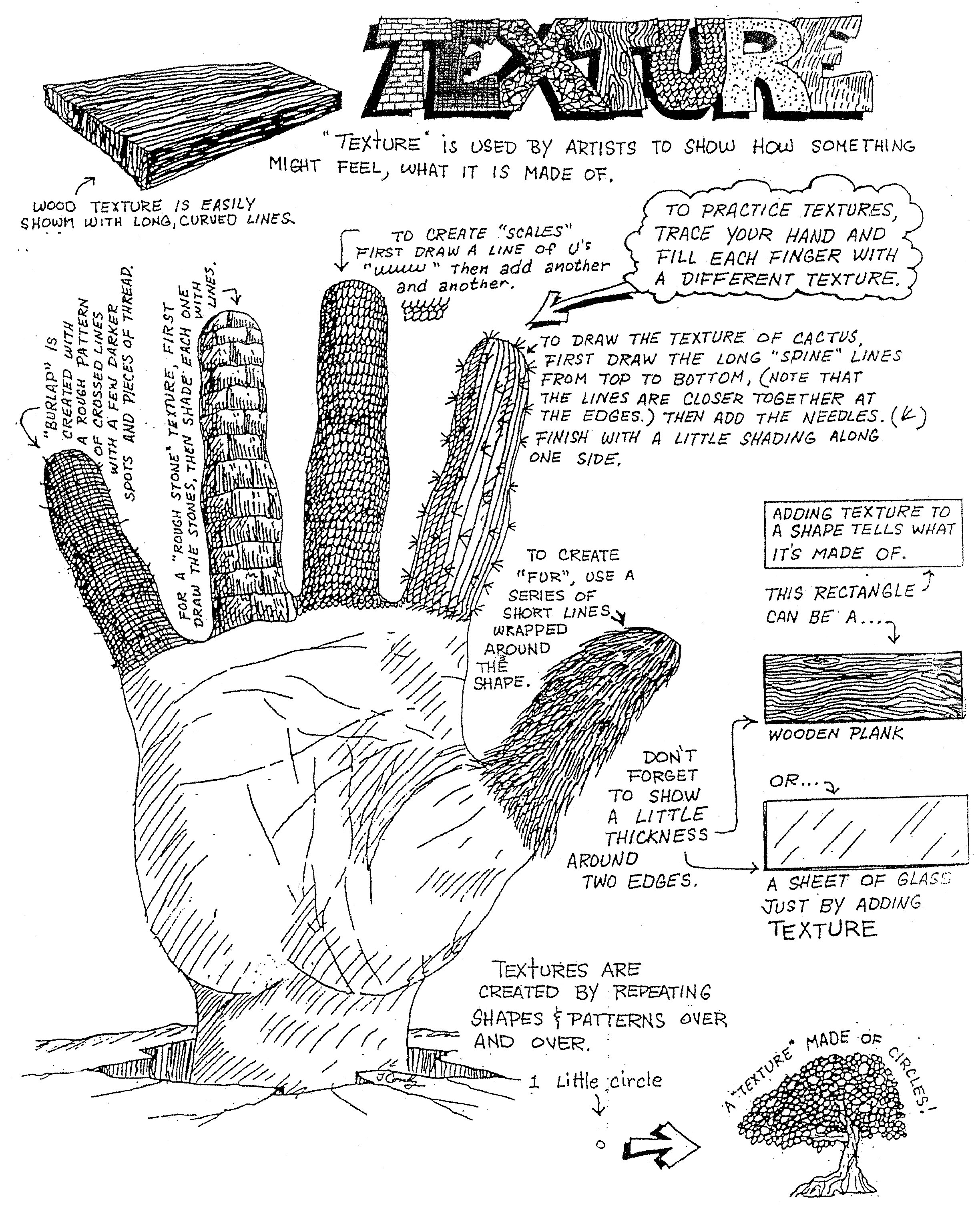 11 Best Images Of Middle School Art Sub Worksheets