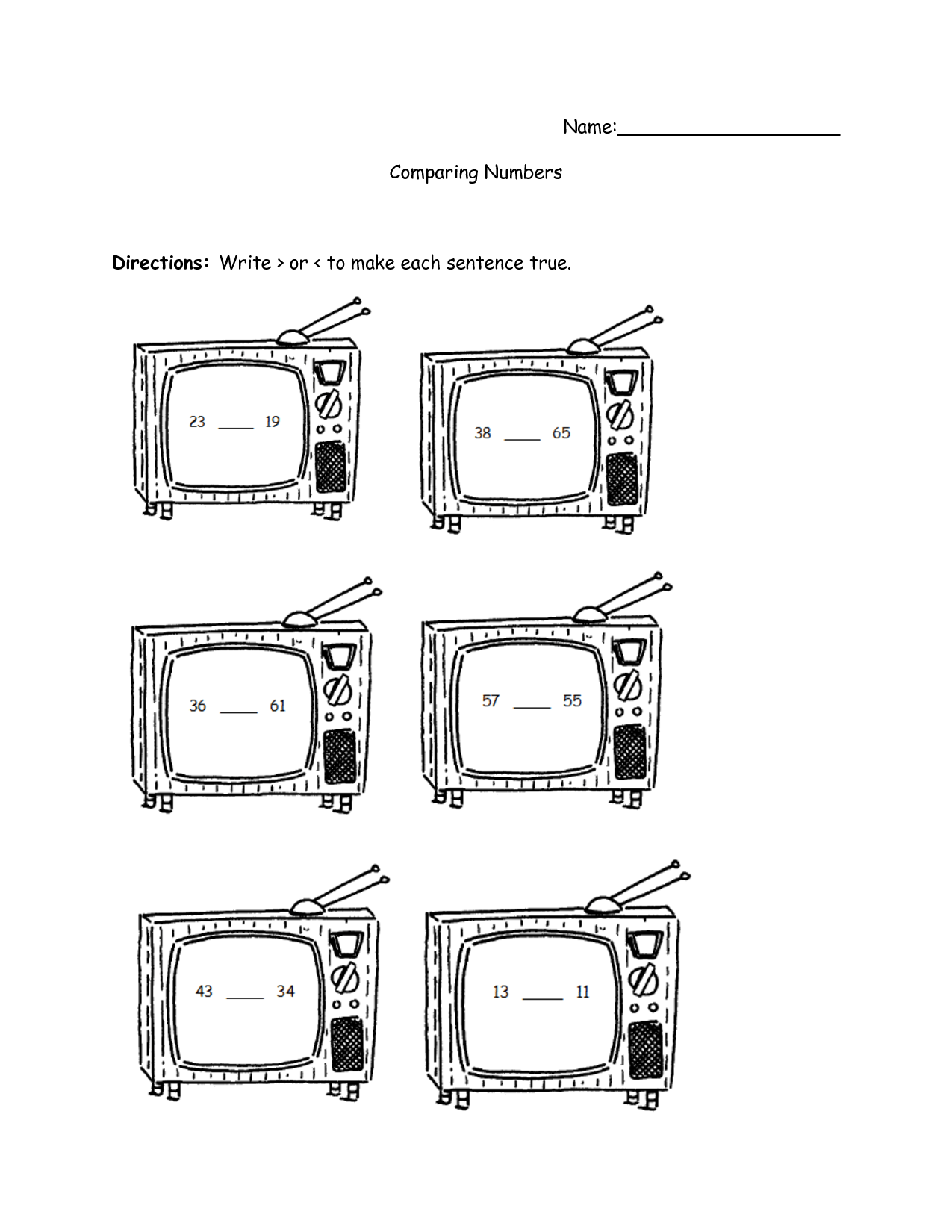 9 Best Images Of Spatial Concepts Worksheets
