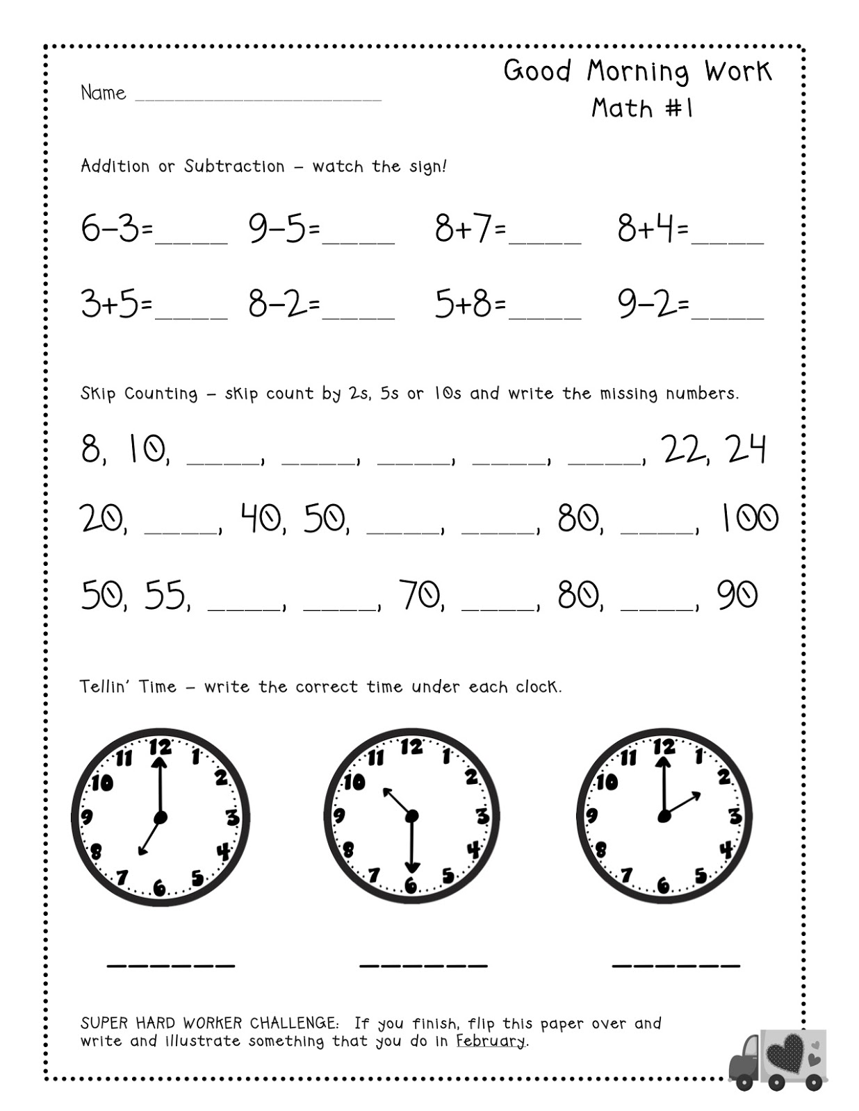 16 Best Images Of First Grade Odd And Even Numbers