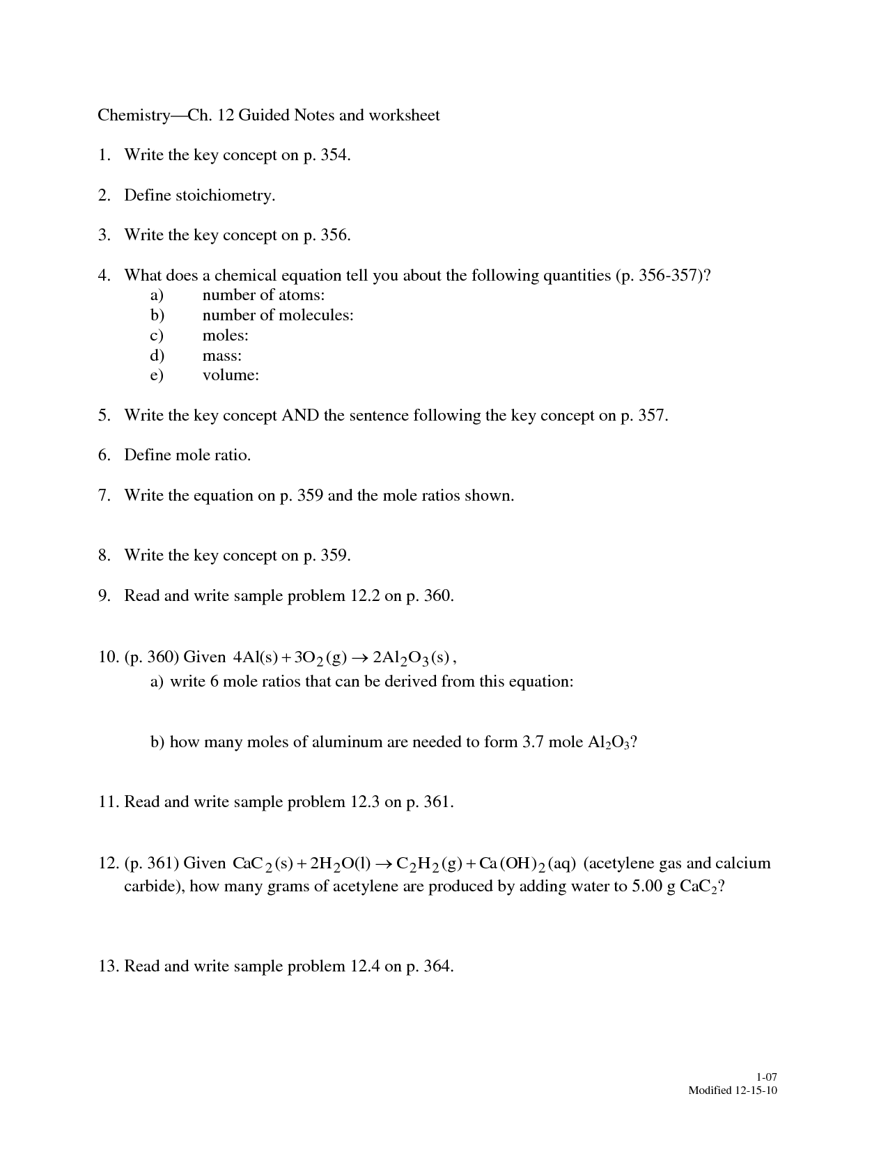 9 Best Images Of Pearson Education Math Worksheet Answers