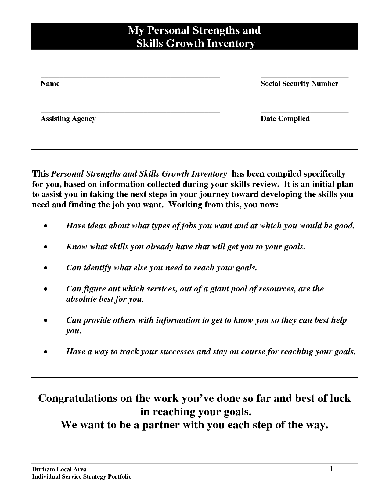 17 Best Images Of Therapy Goal Setting Worksheet