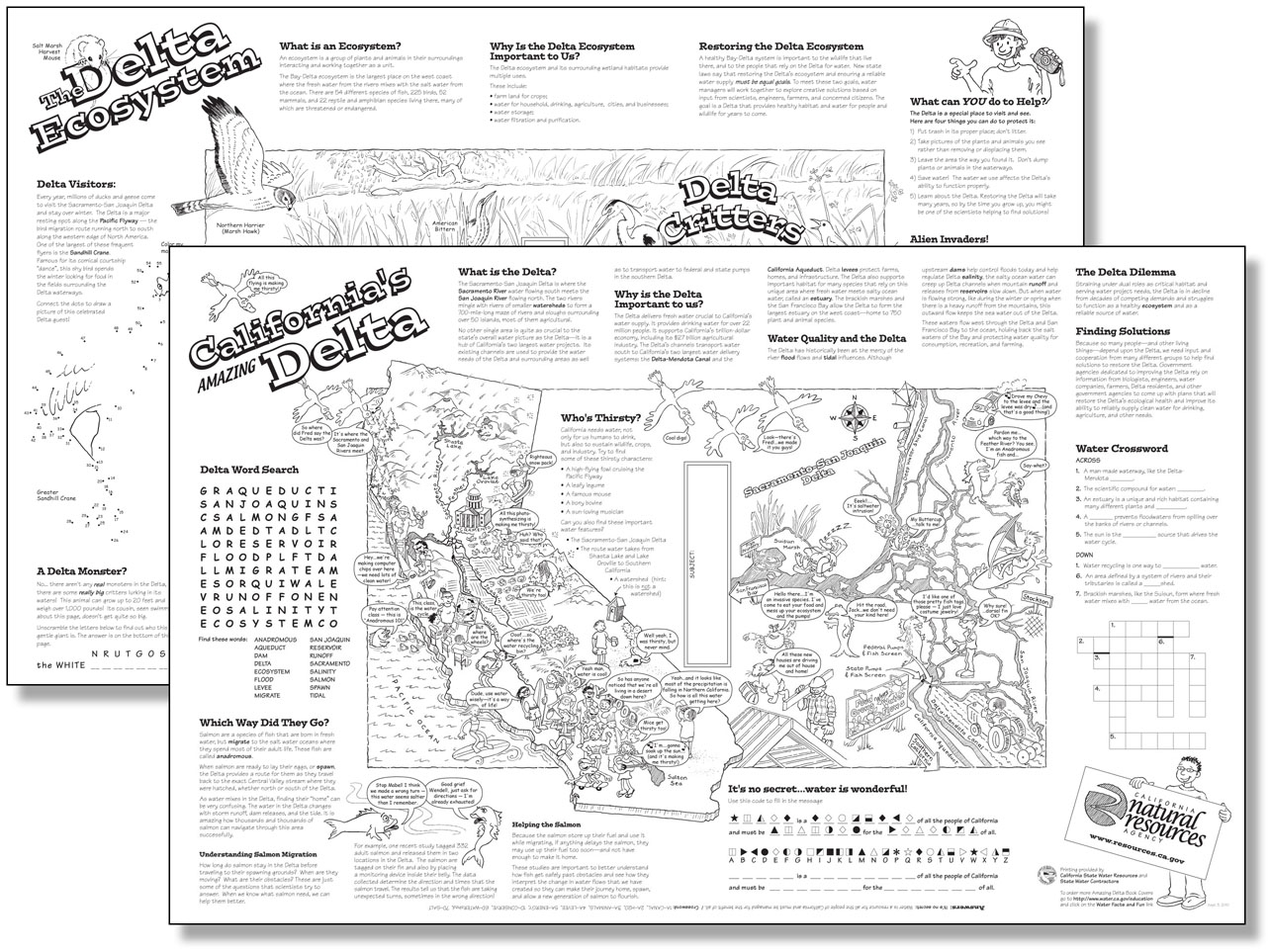 11 Best Images Of Water Safety Worksheets