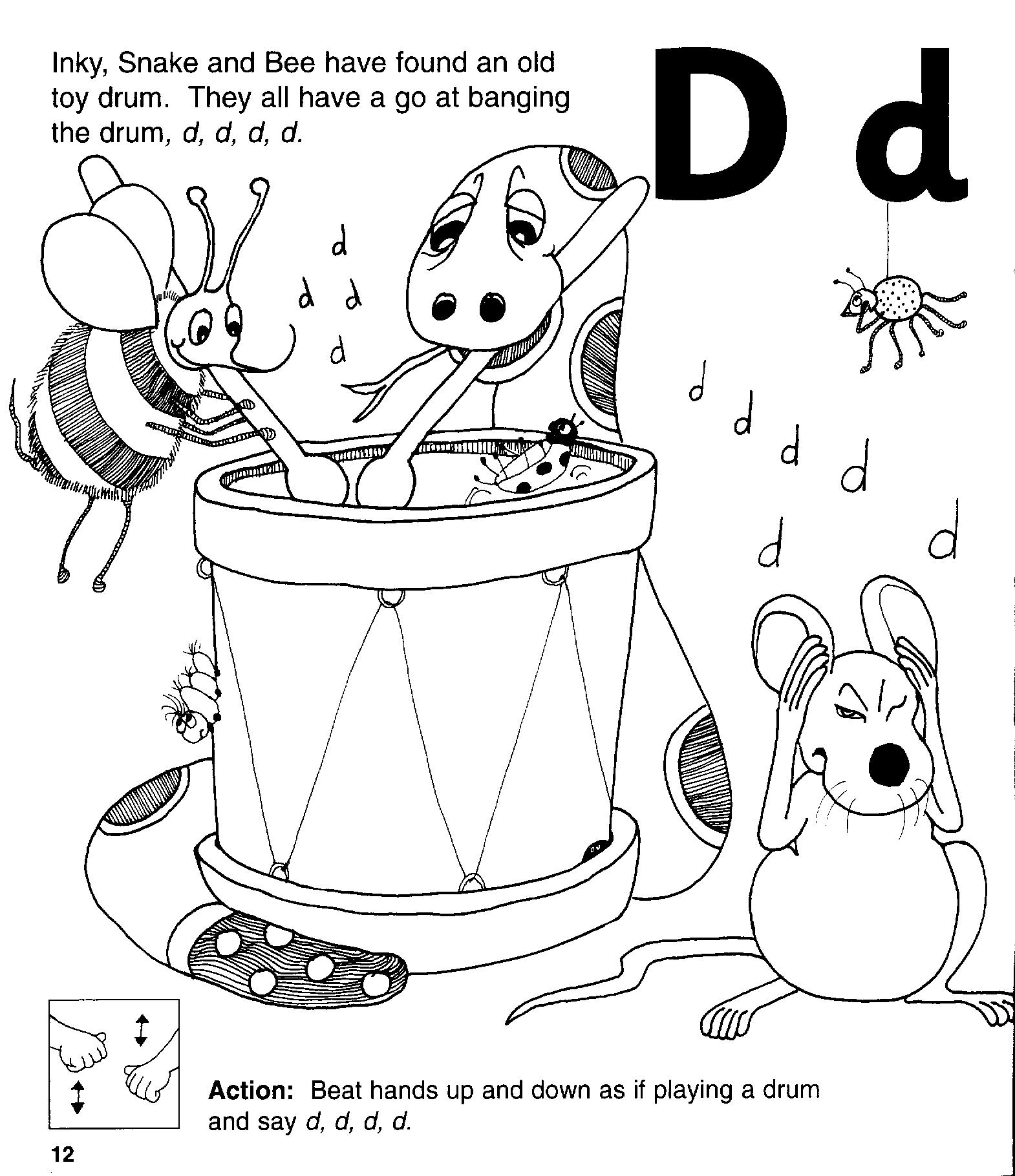 16 Best Images Of Kindergarten Physical Education Worksheets