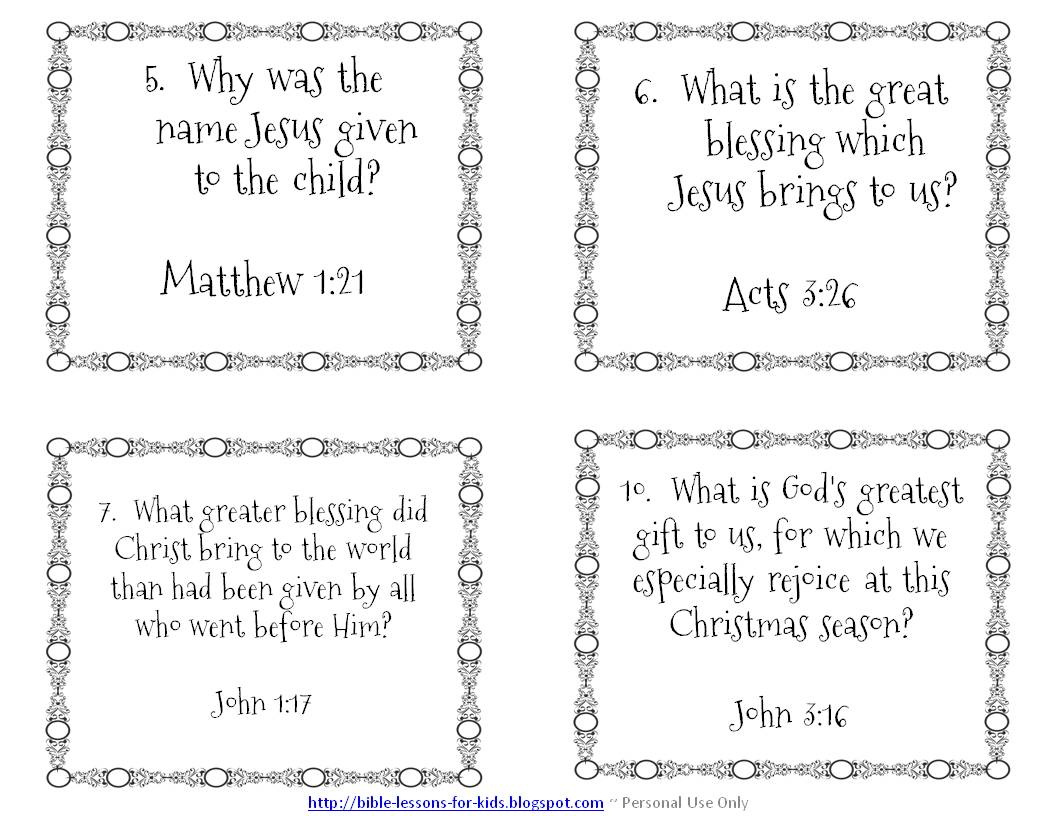13 Best Images Of Bible Worksheets Elementary