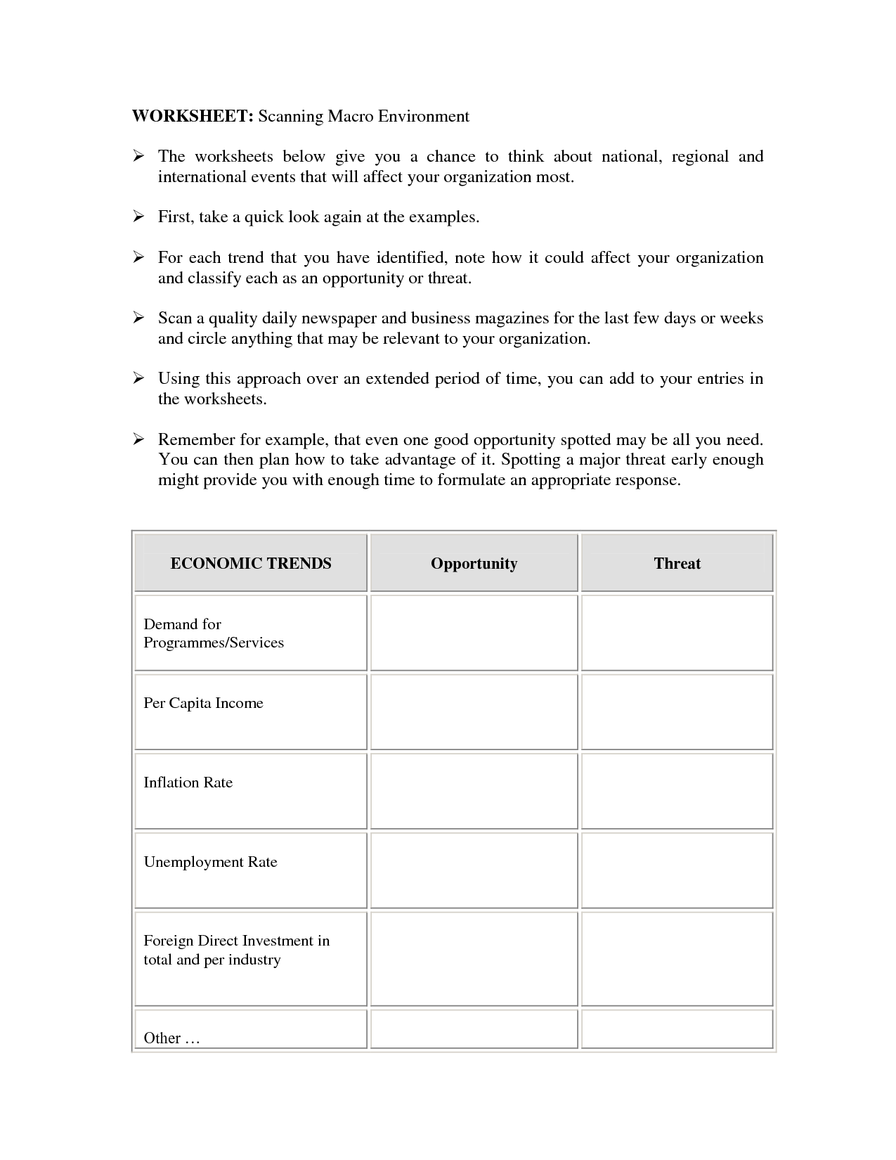 Letter Reversal Worksheet