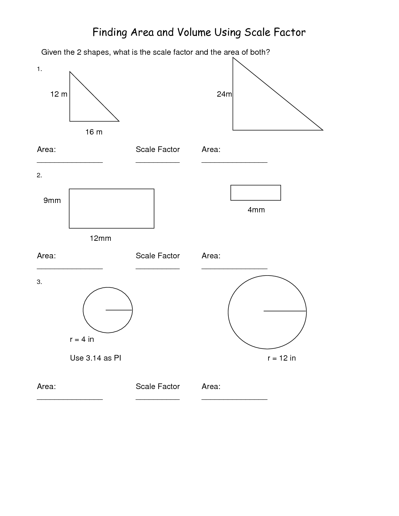 Reducing Fractions Worksheet For 7th Grade