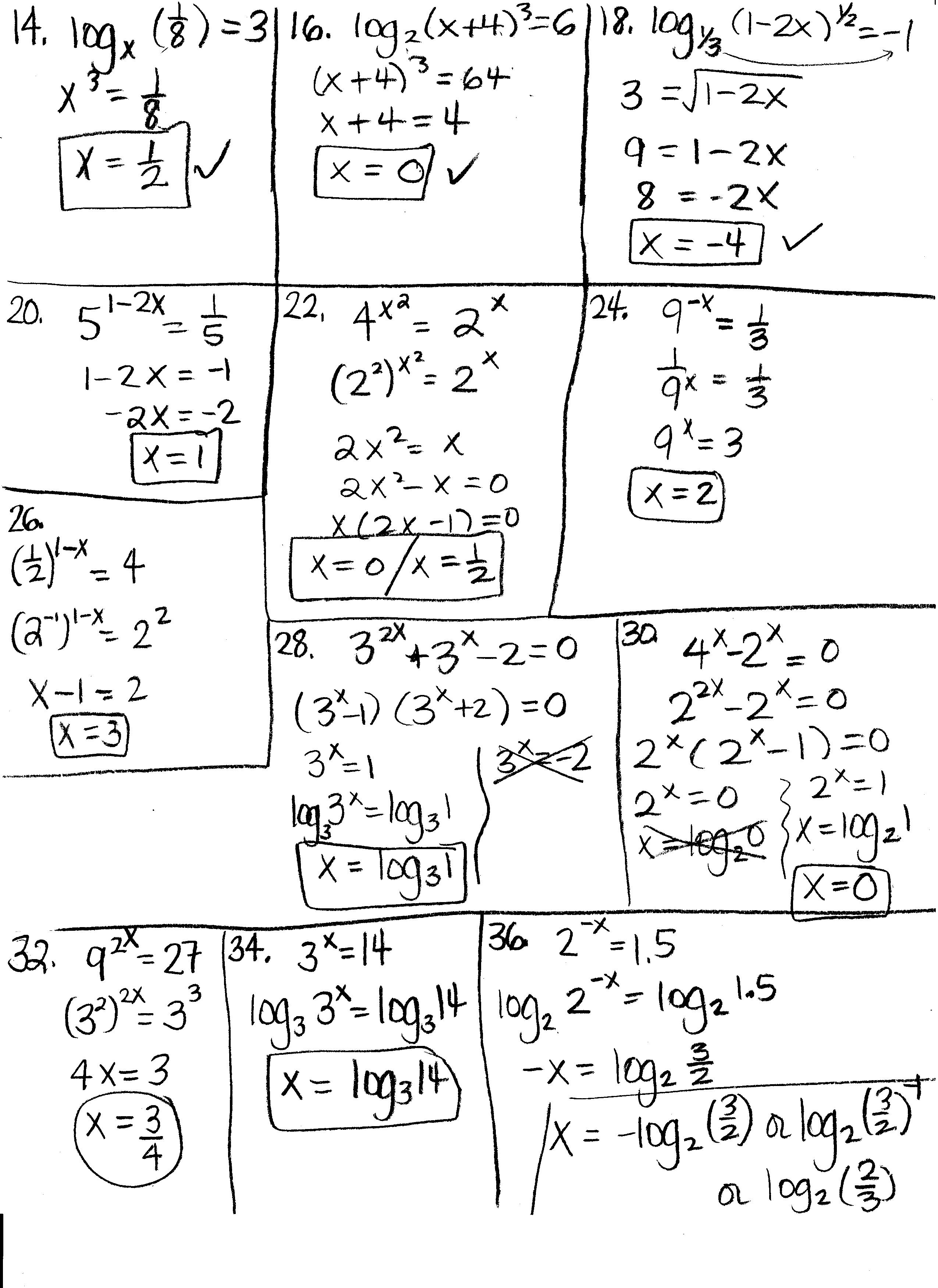 15 Best Images Of Linear Functions Worksheets