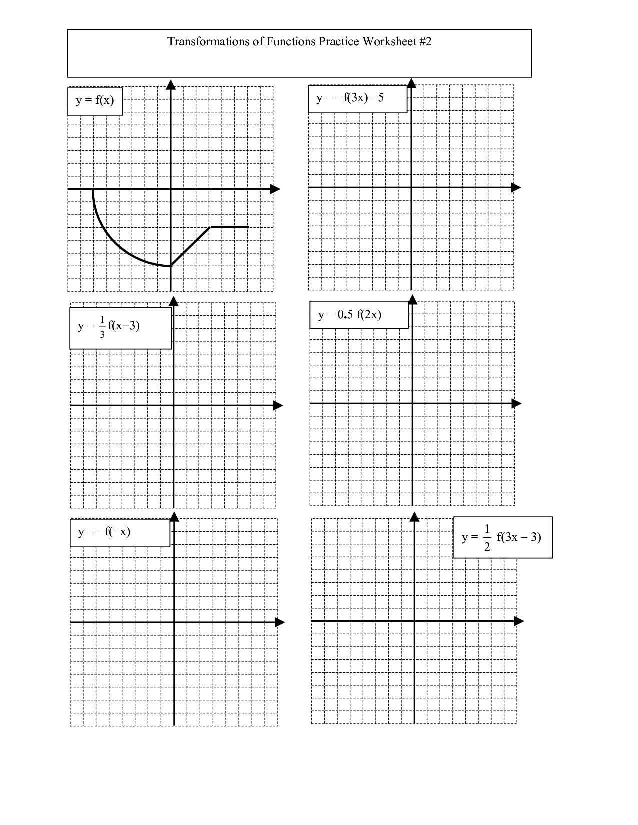 8 Best Images Of Geometry Rotations Worksheet