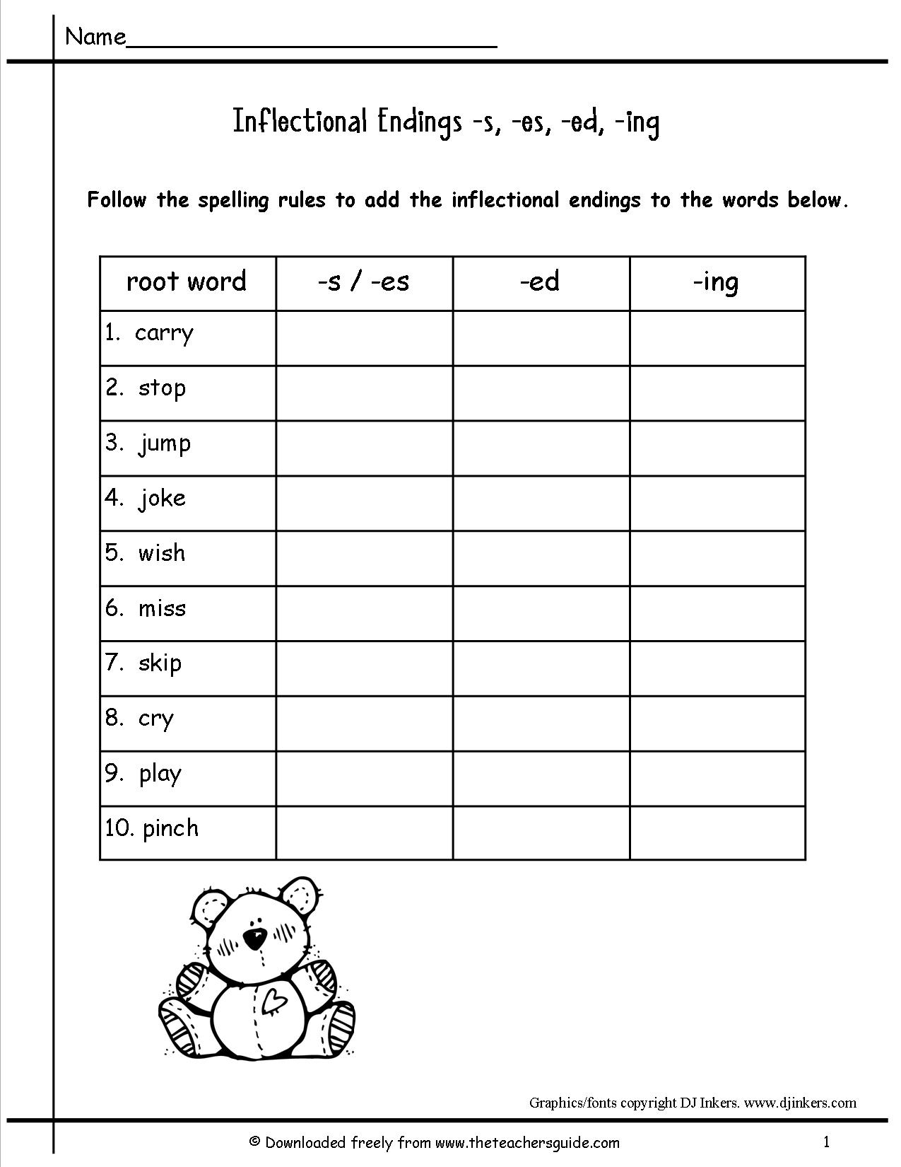 18 Best Images Of Exclamation Worksheets 1st Grade