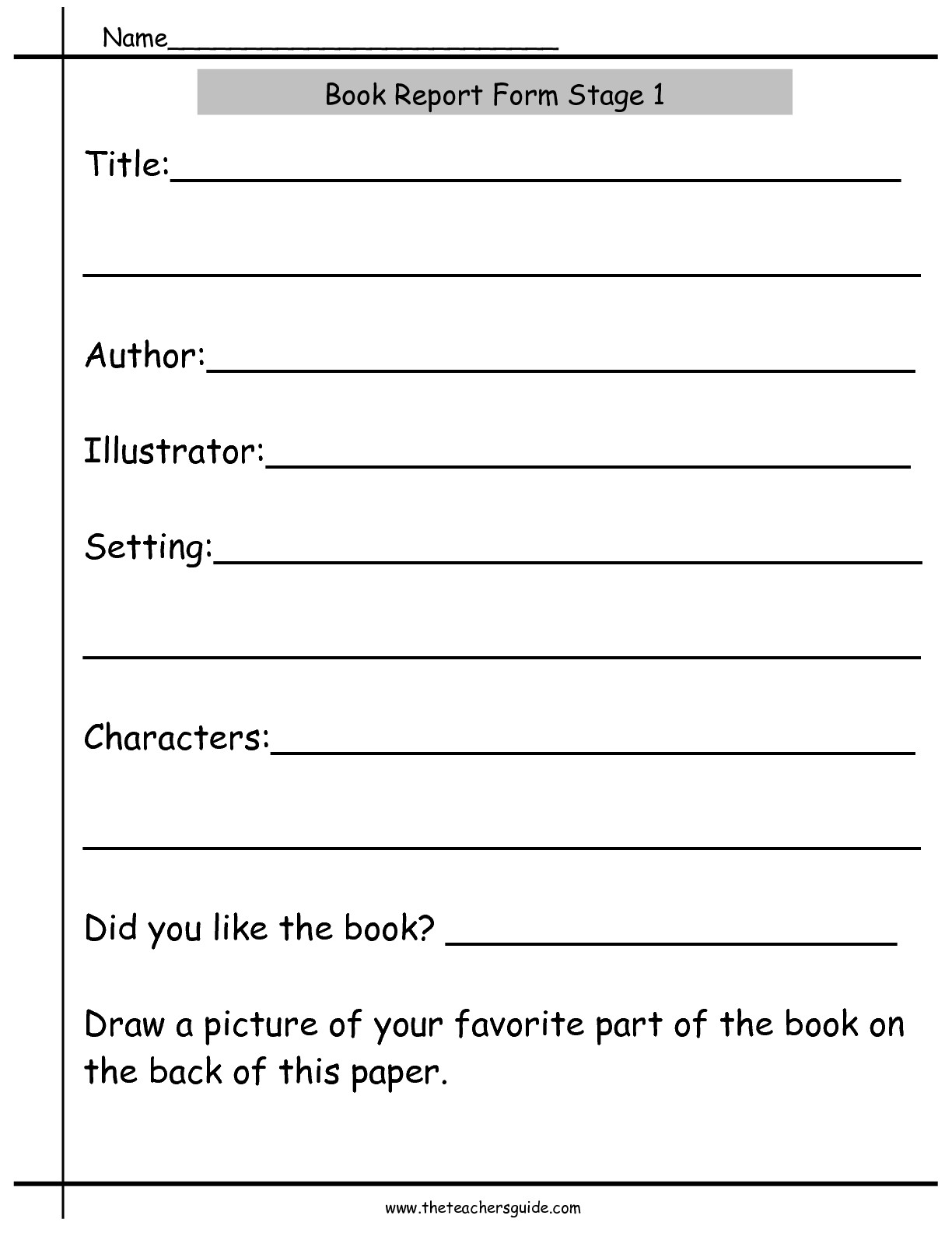 17 Best Images Of Main Idea Reading Comprehension Worksheets
