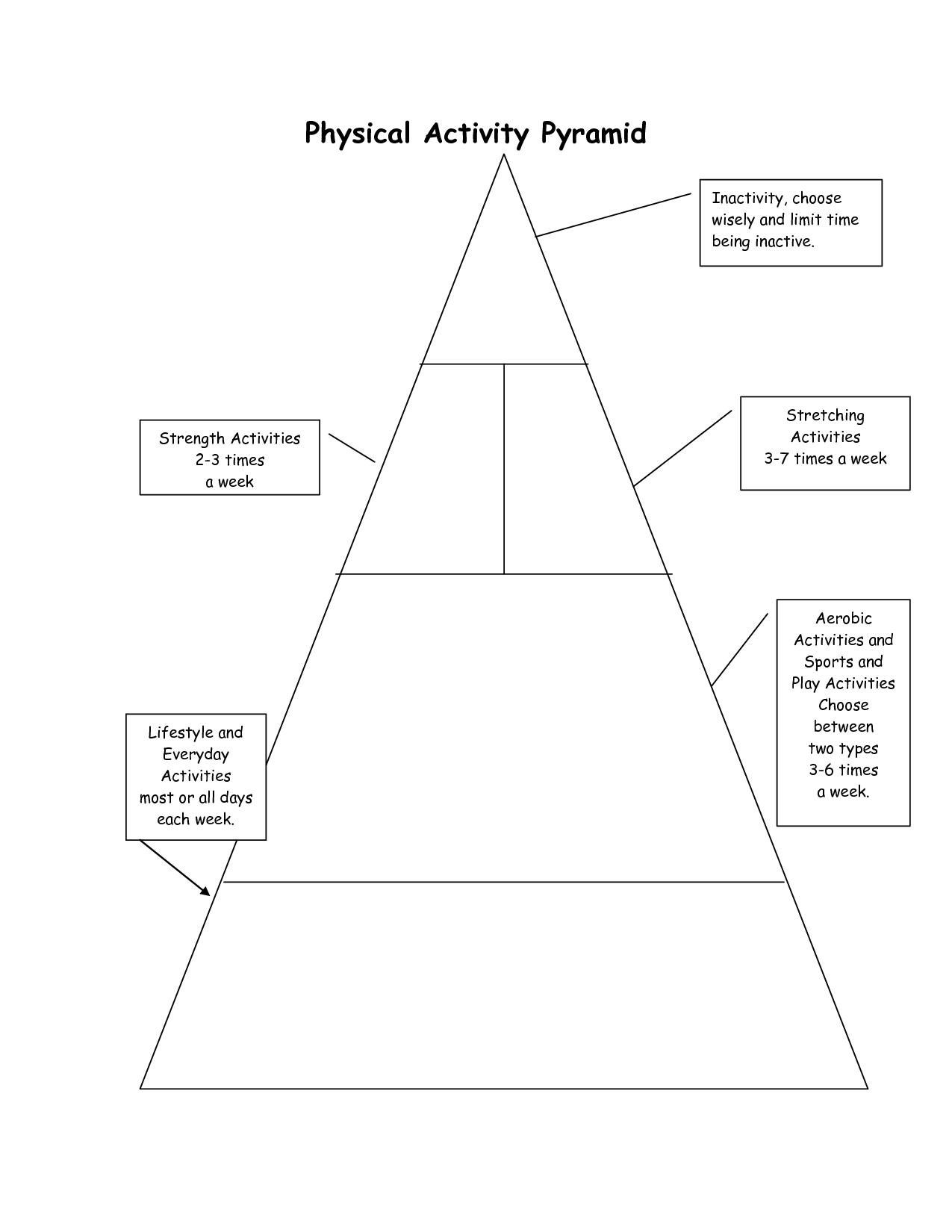 11 Best Images Of Energy Pyramid Worksheet
