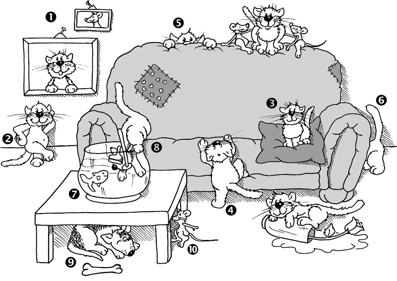 19 Best Images Of Spatial Prepositions Worksheet