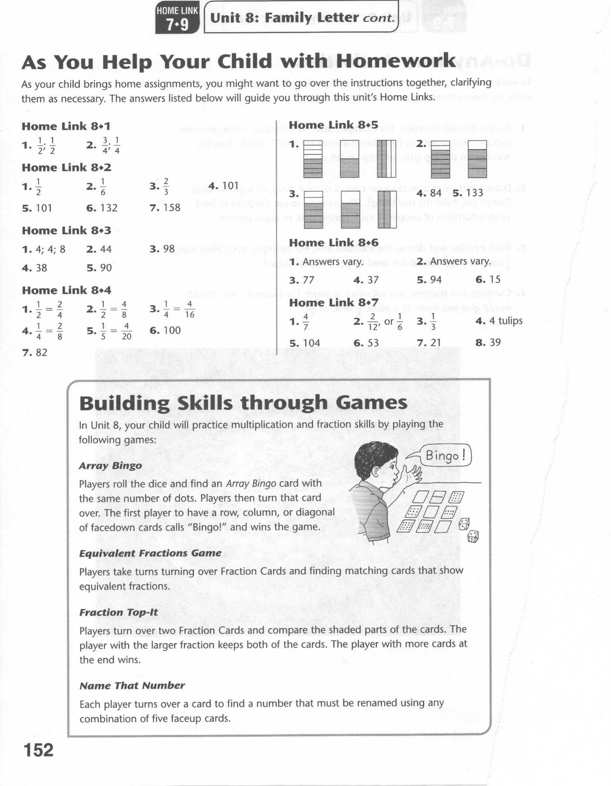 12 Best Images Of Did You Hear About Math Worksheet Page 44