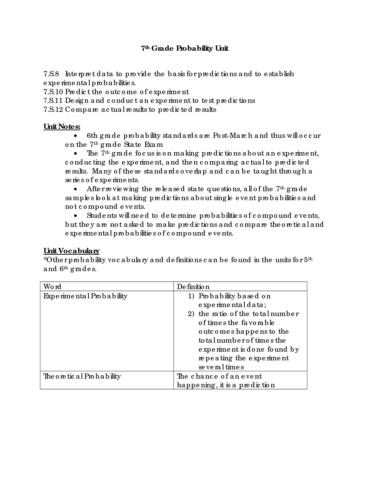 17 Best Images Of 9th Grade Probability Worksheets