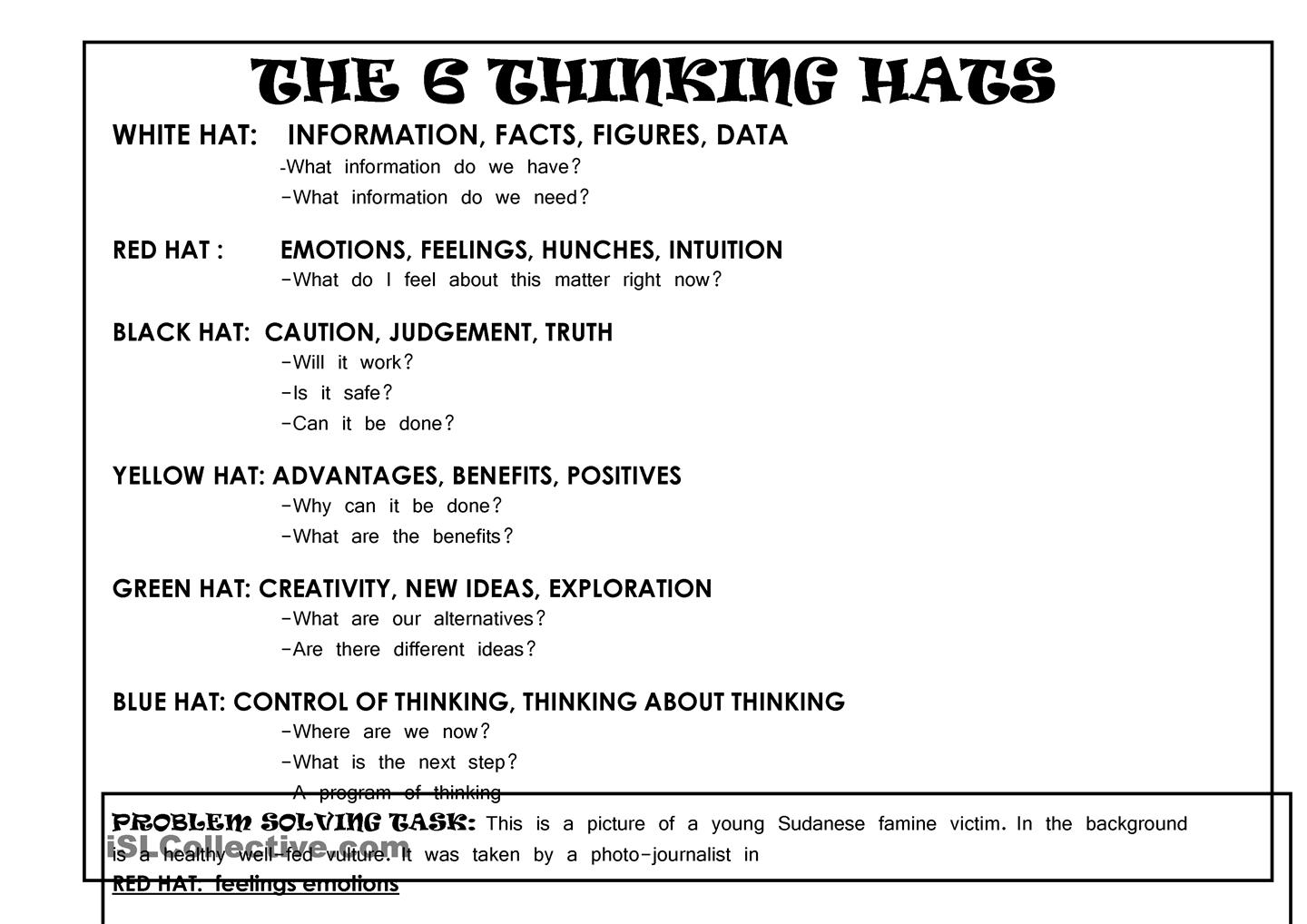 8 Best Images Of Decision Making Worksheets And Activities