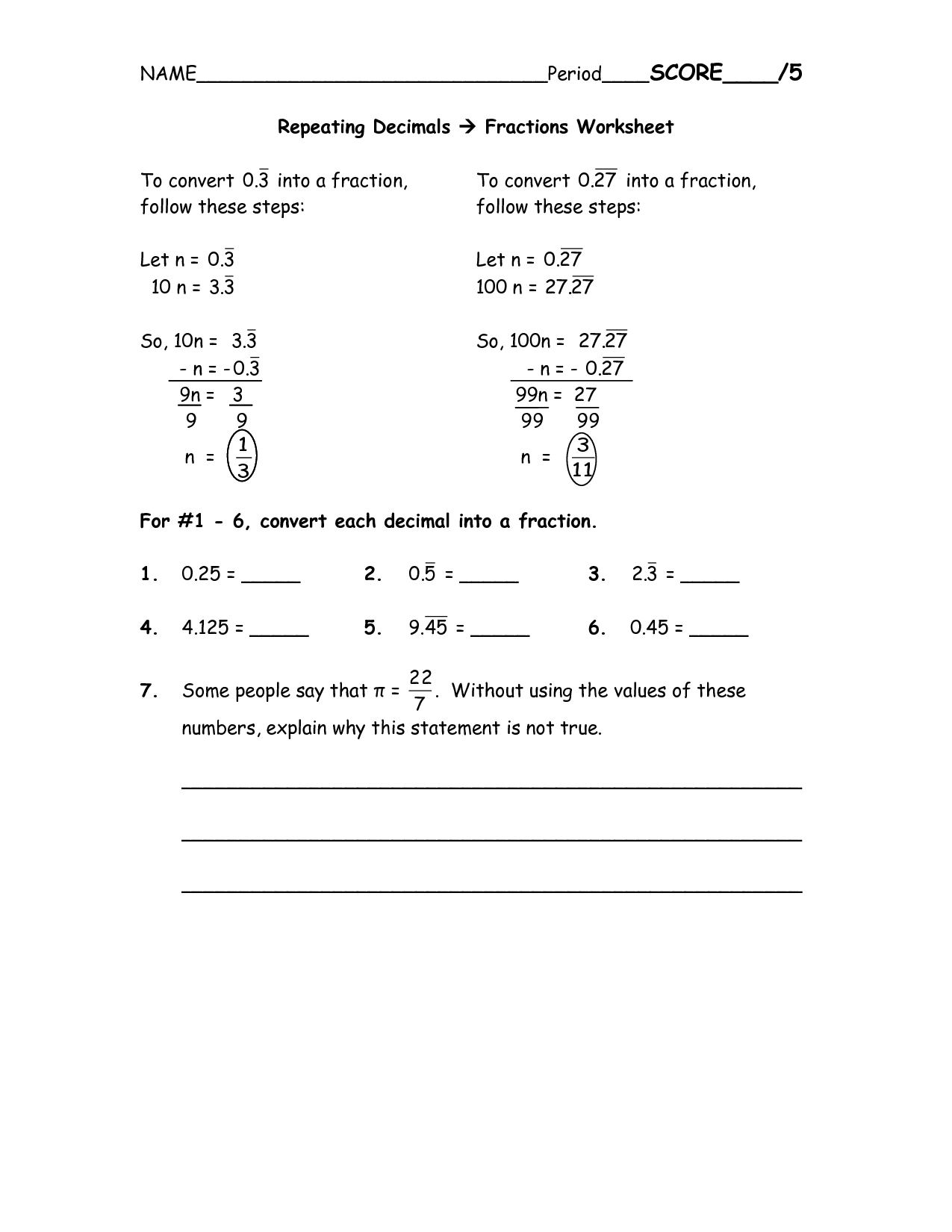32 Gcf Worksheet 6th Grade