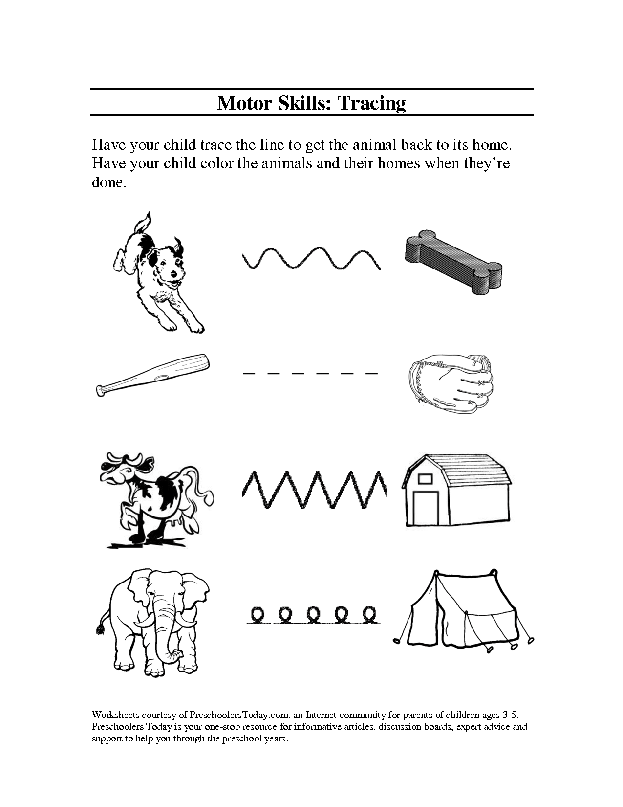 Habitat Worksheet For Grade 2