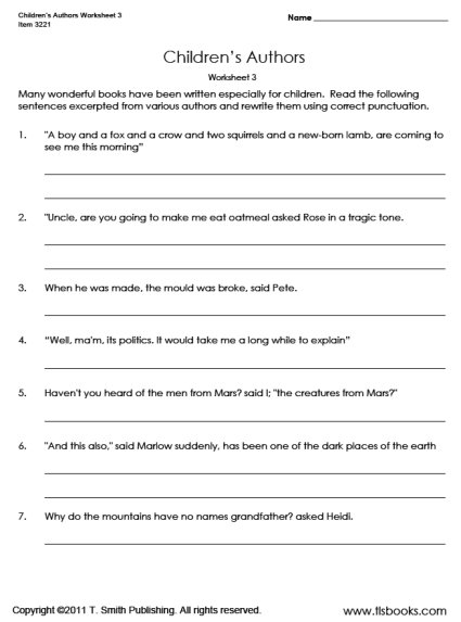 14 Best Images Of 6th Grade Reading Comprehension
