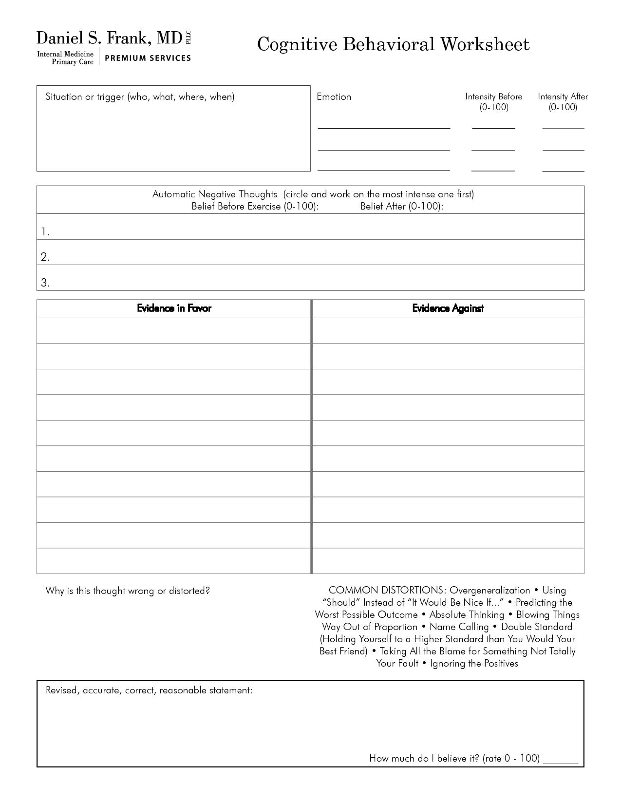 Wdep Worksheet