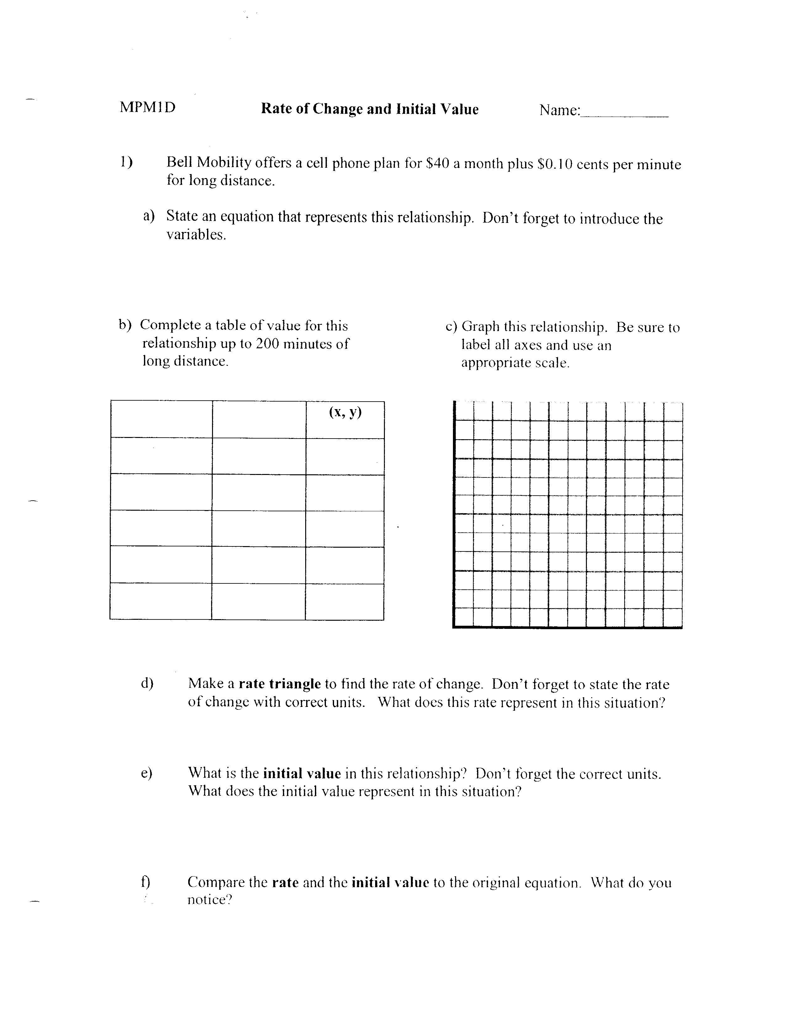 10 Best Images Of Worksheets On Cartesian Graphing