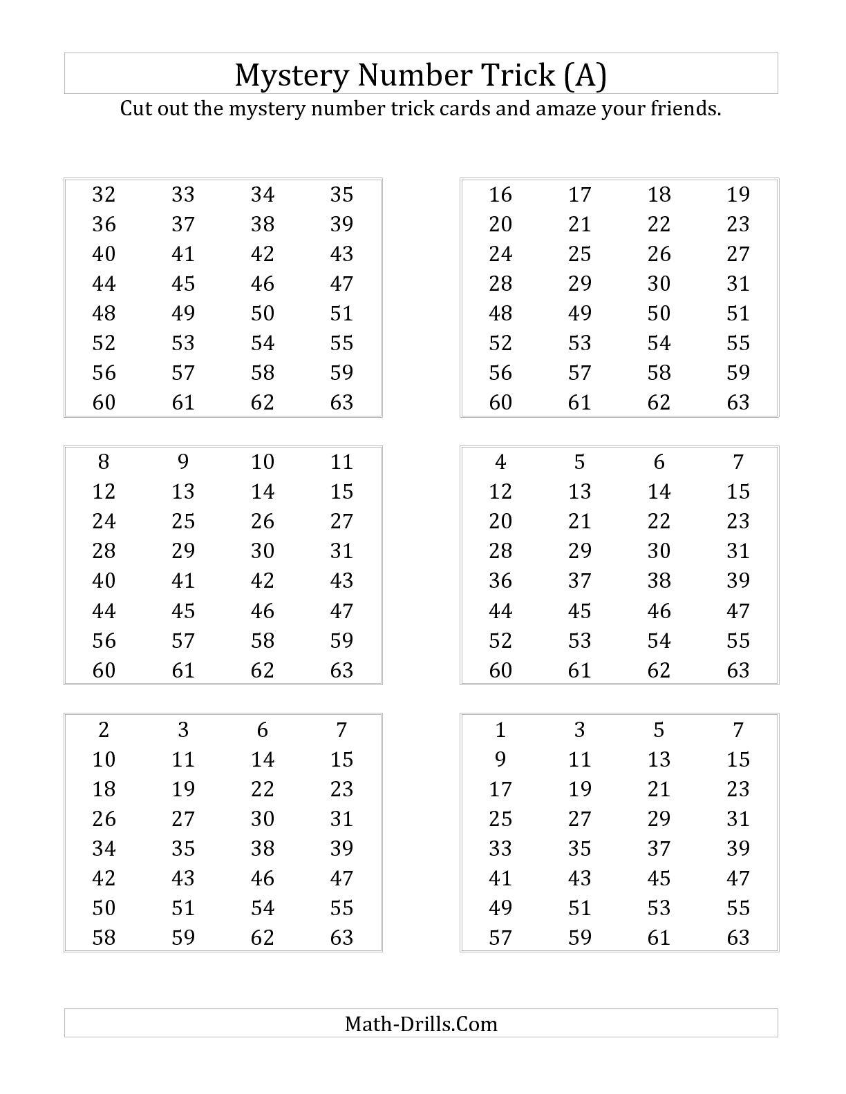 Math Coordinate Graph Worksheet