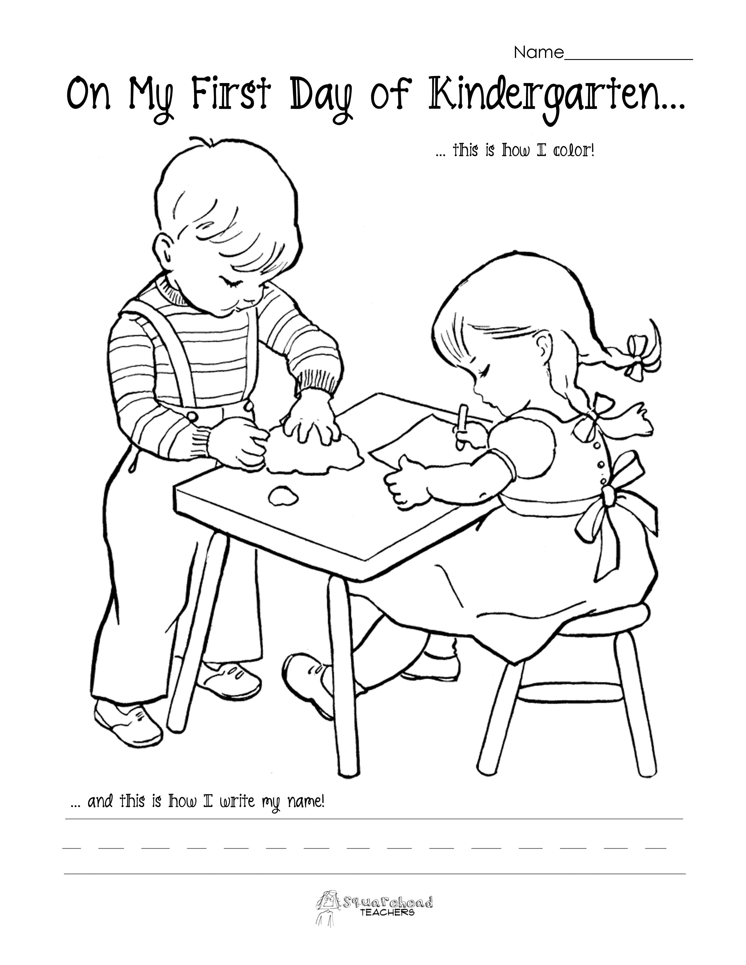 13 Best Images Of Safety Worksheets For Kindergarten