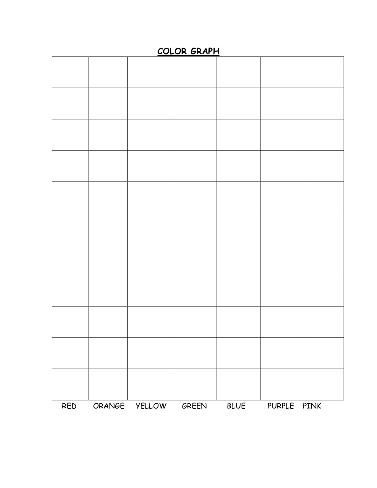 12 Best Images Of Graph Coloring Worksheets
