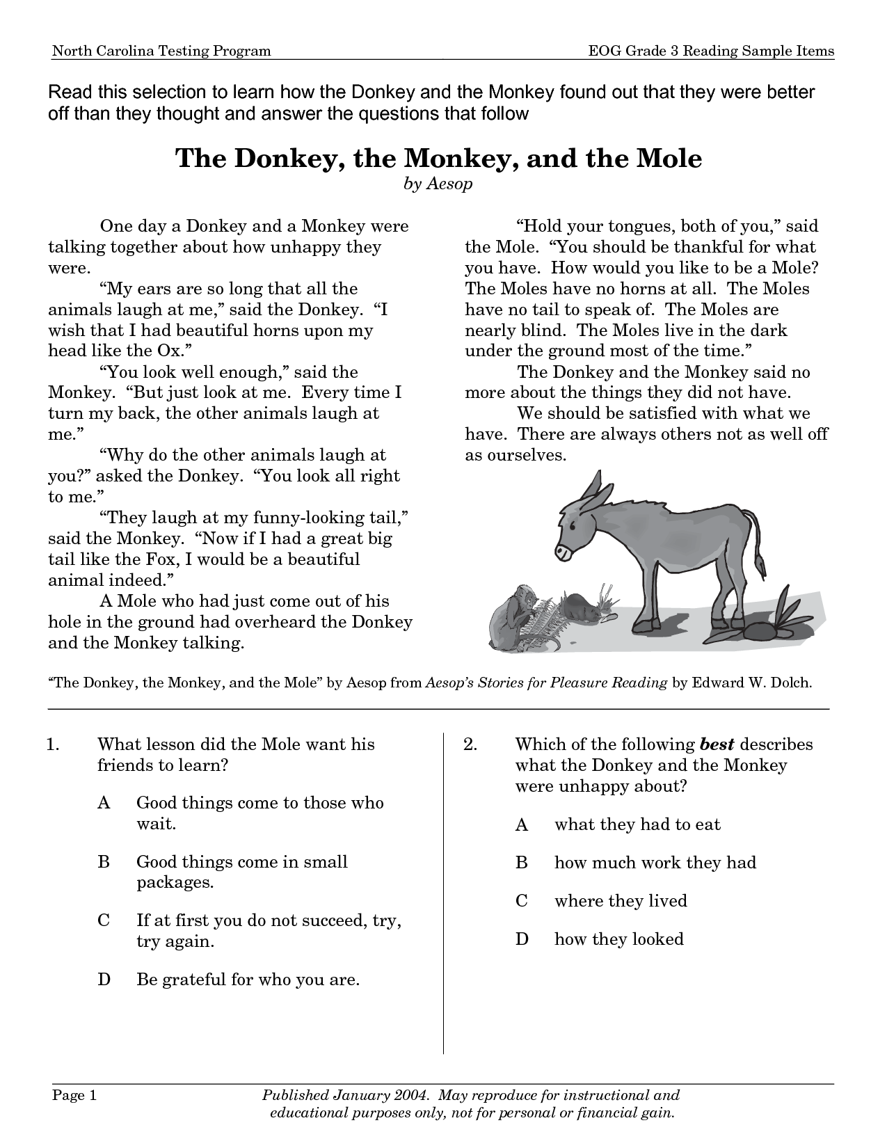 14 Best Images Of Accelerated Math Worksheets 3rd Grade