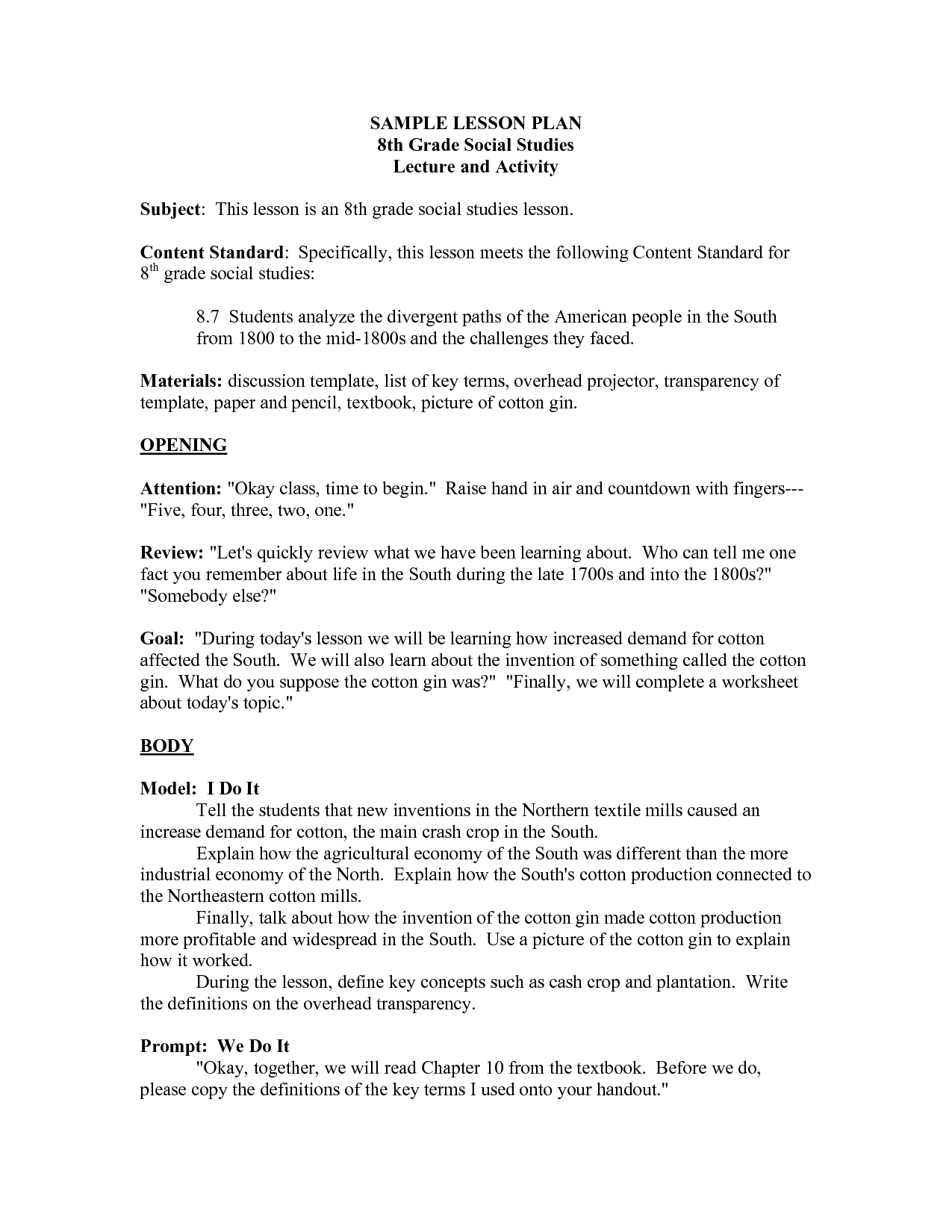 5 Best Images Of 6th Grade Social Stu S Worksheets