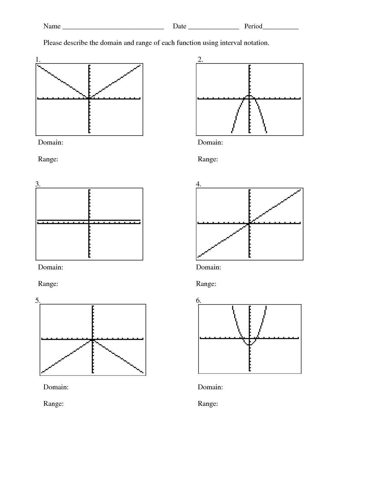 9 Best Images Of Worksheets For Middle School Composition