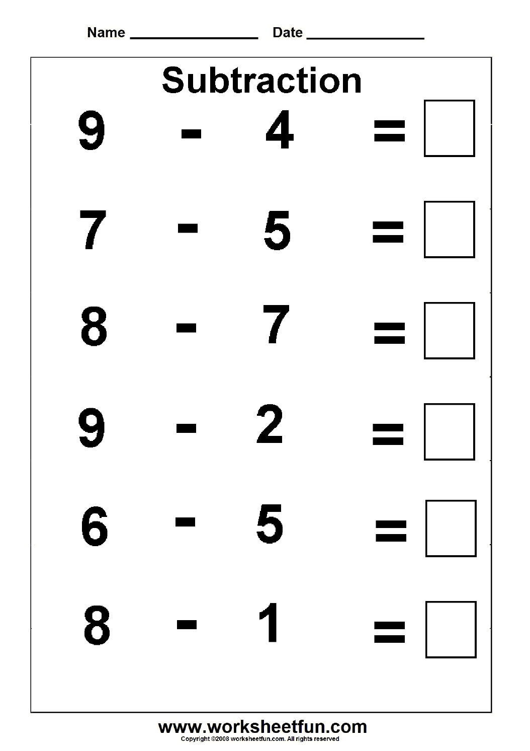 16 Best Images Of Worksheets Addition And Subtraction Fun