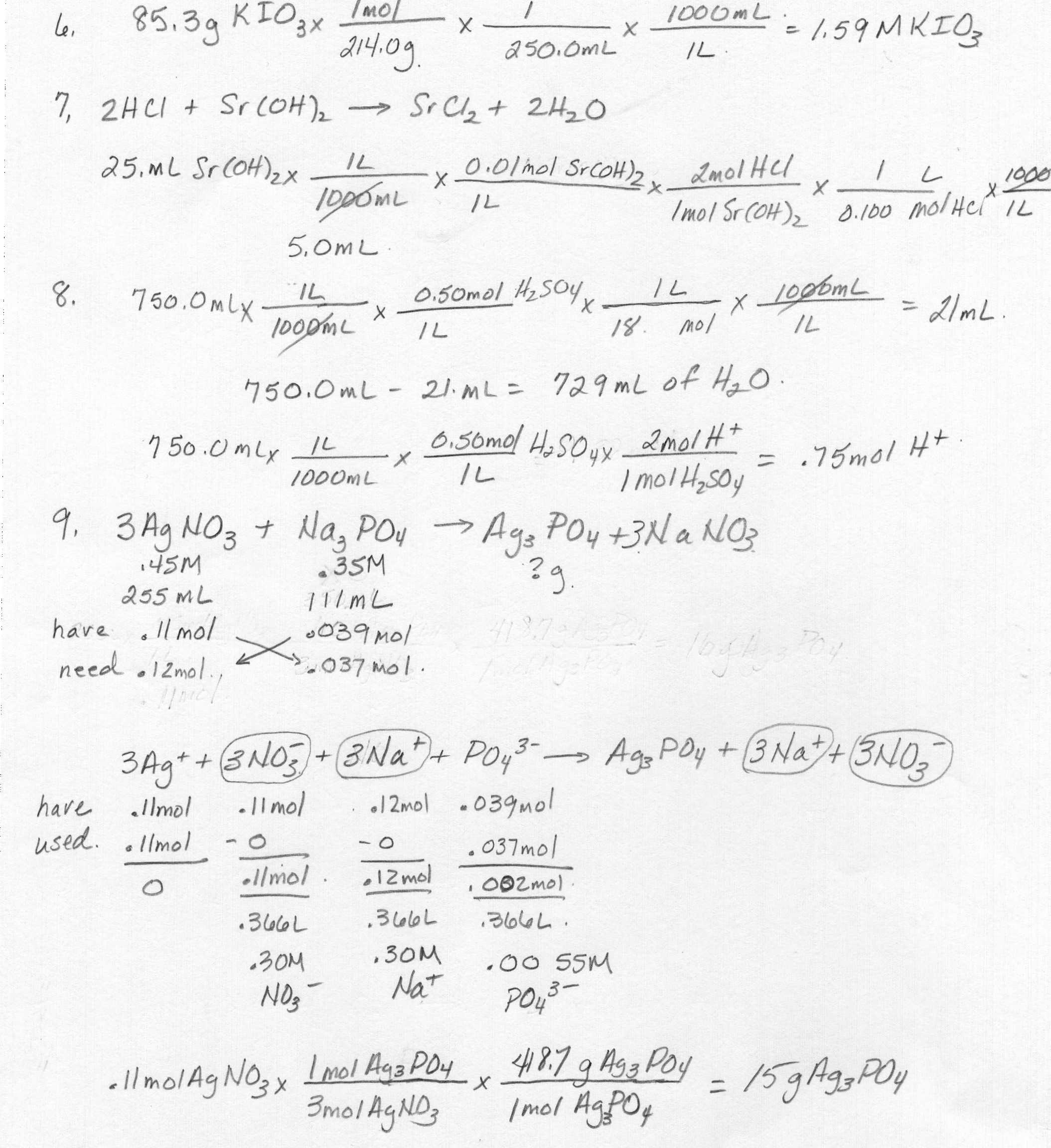 35 Chemistry A Study Of Matter Worksheet