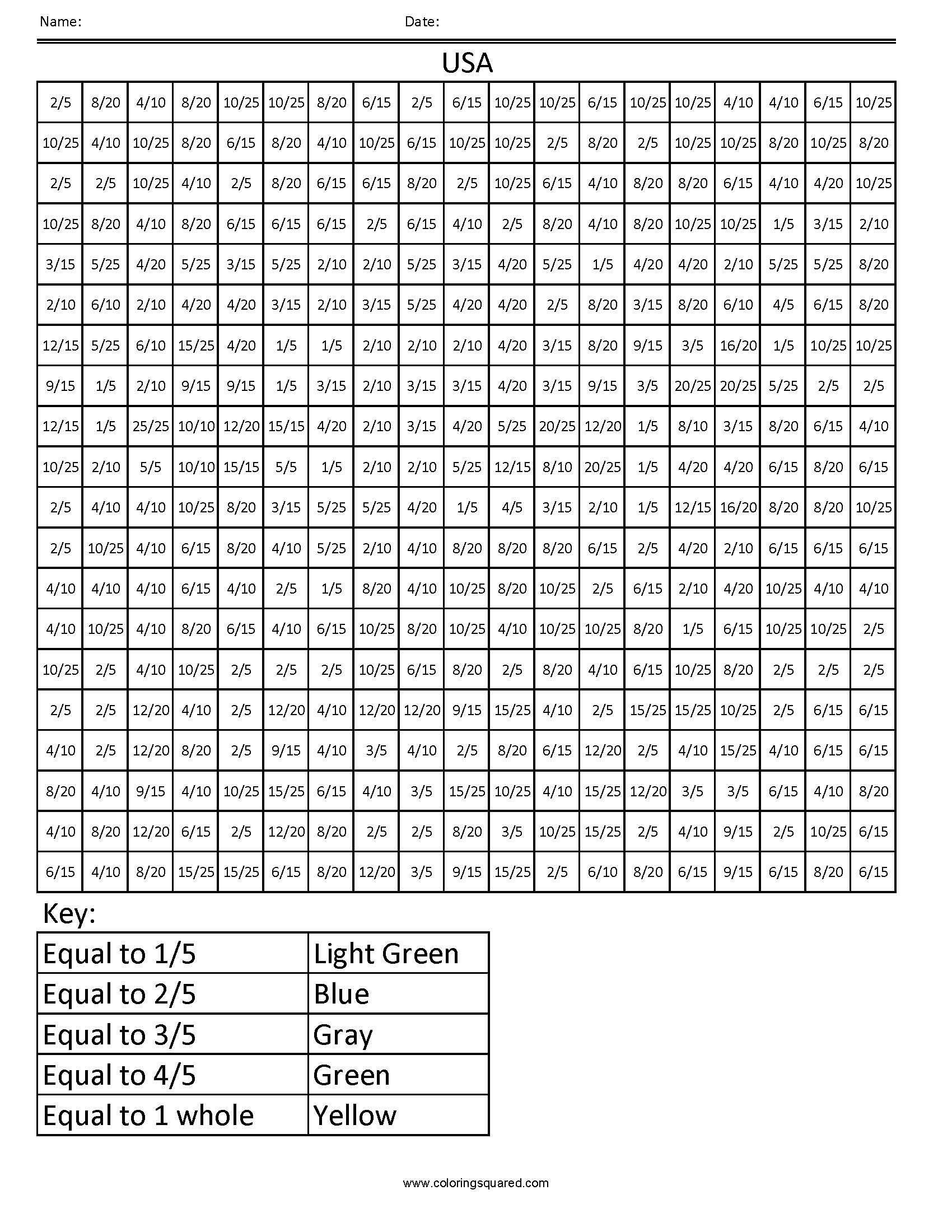 17 Best Images Of Decimal Multiplication Coloring