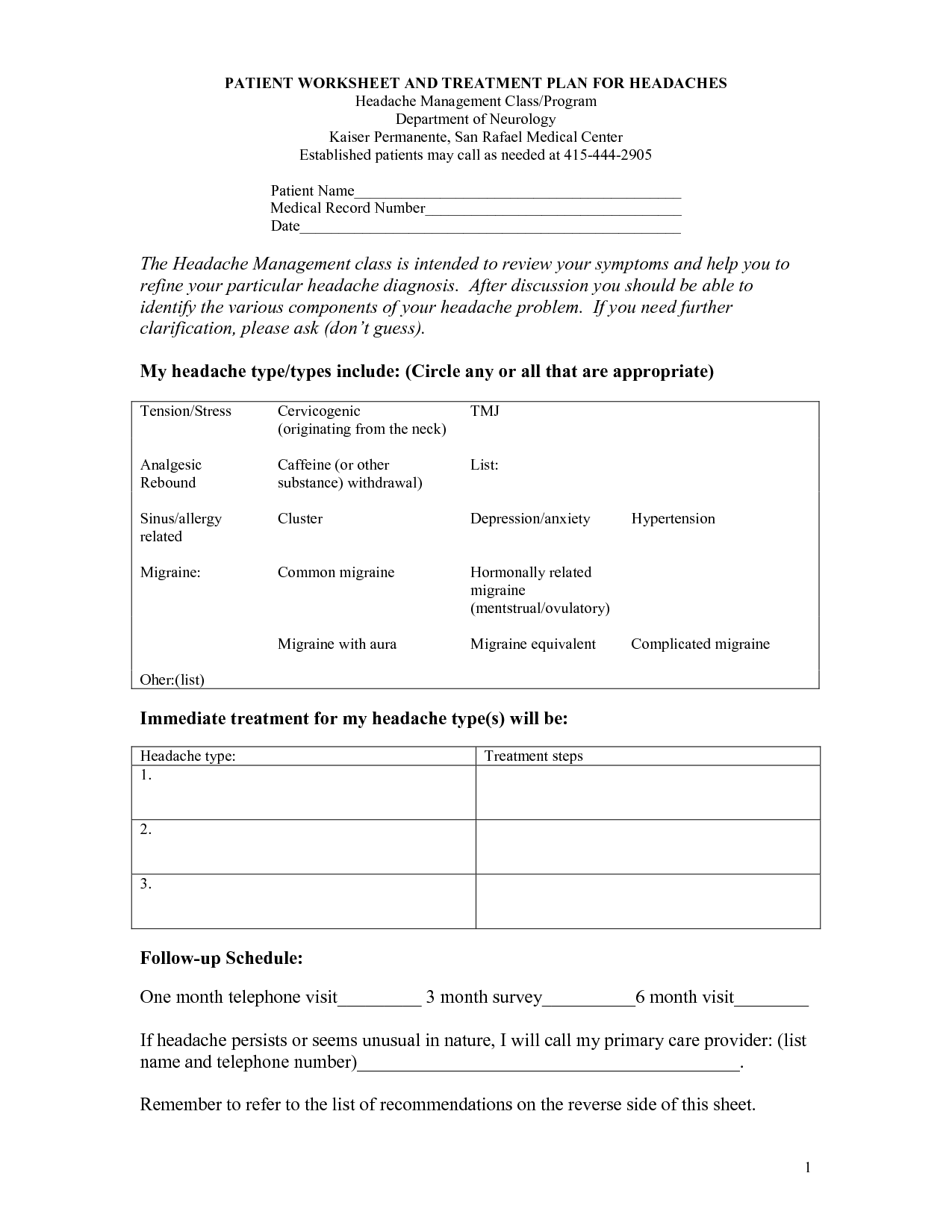 17 Best Images Of Dental Treatment Planning Worksheet