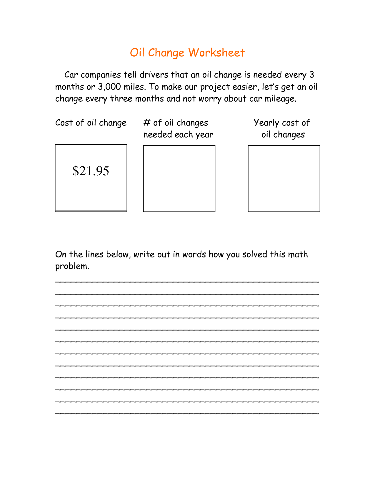 16 Best Images Of Motivation To Change Behavior Worksheets