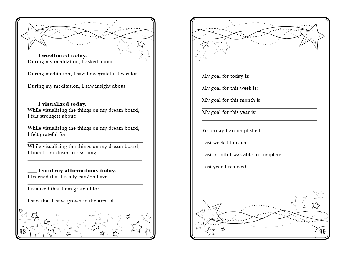 15 Best Images Of Well Balanced Life Worksheet