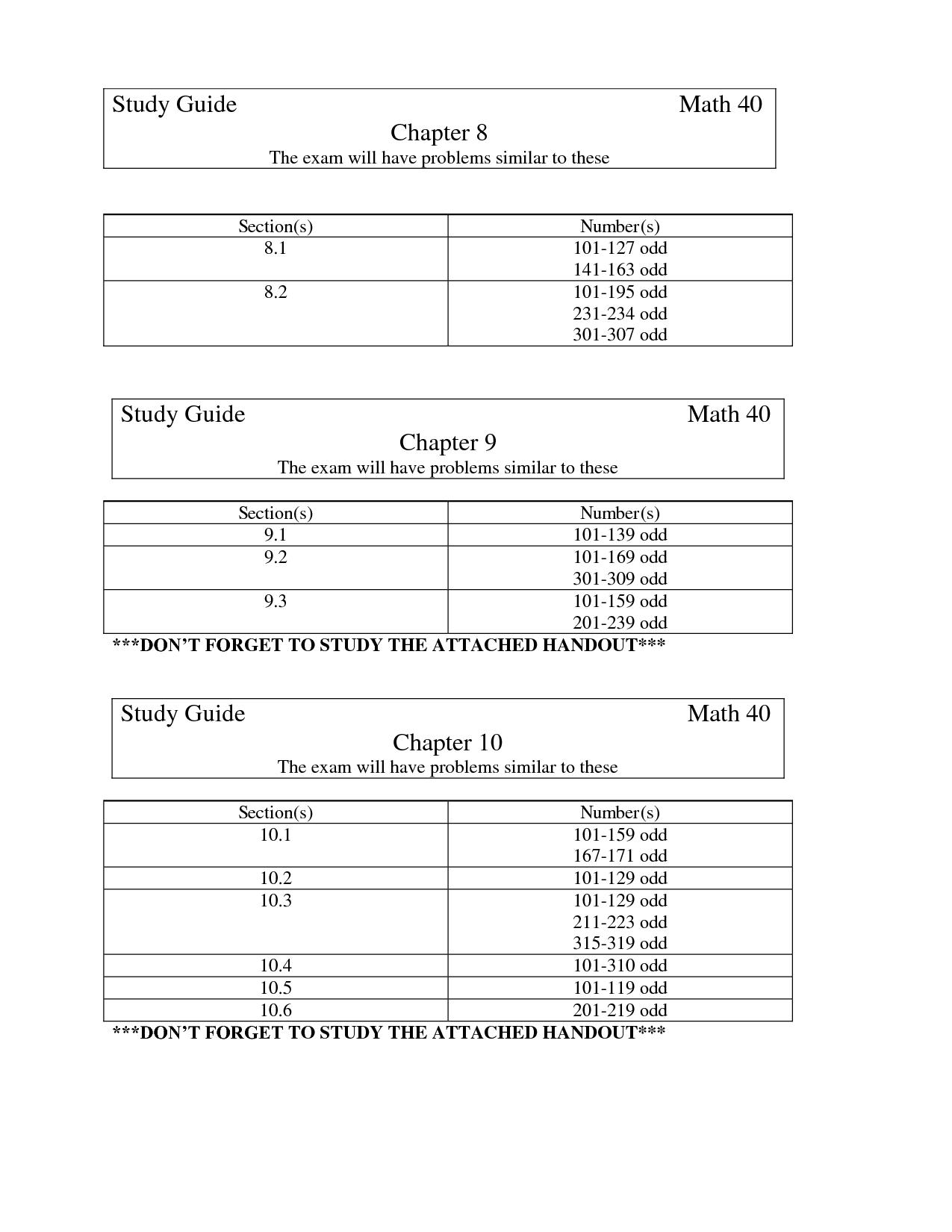 Ged Math Worksheet Graphs