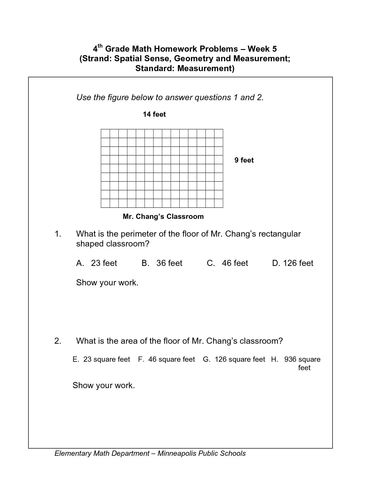 15 Best Images Of Elementary Algebra Worksheets