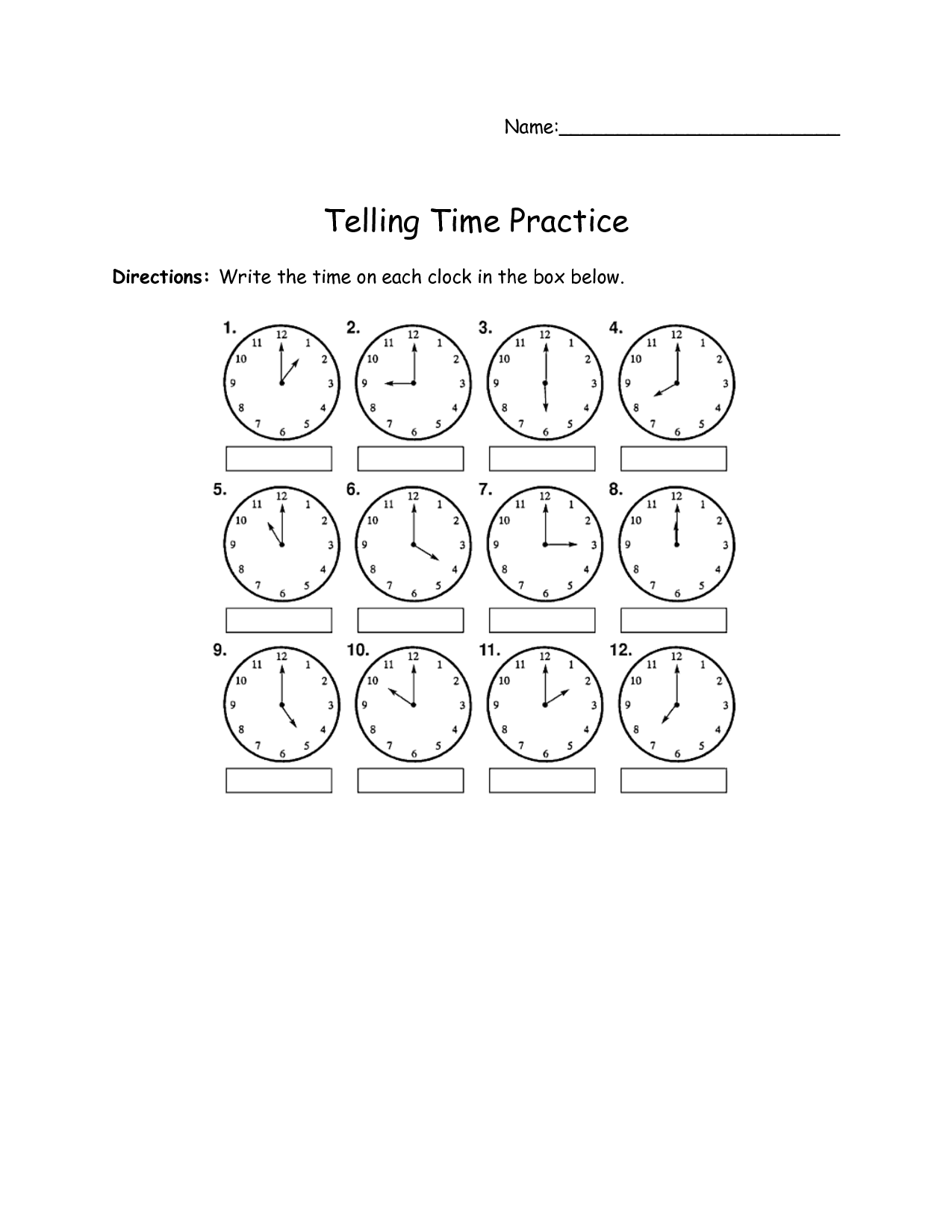 18 Best Images Of Elapsed Time Worksheets For 3rd Grade